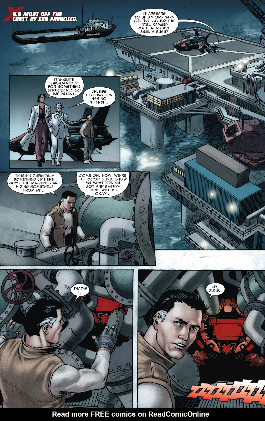 Read online X-Men: Second Coming comic -  Issue # _TPB (Part 2) - 68