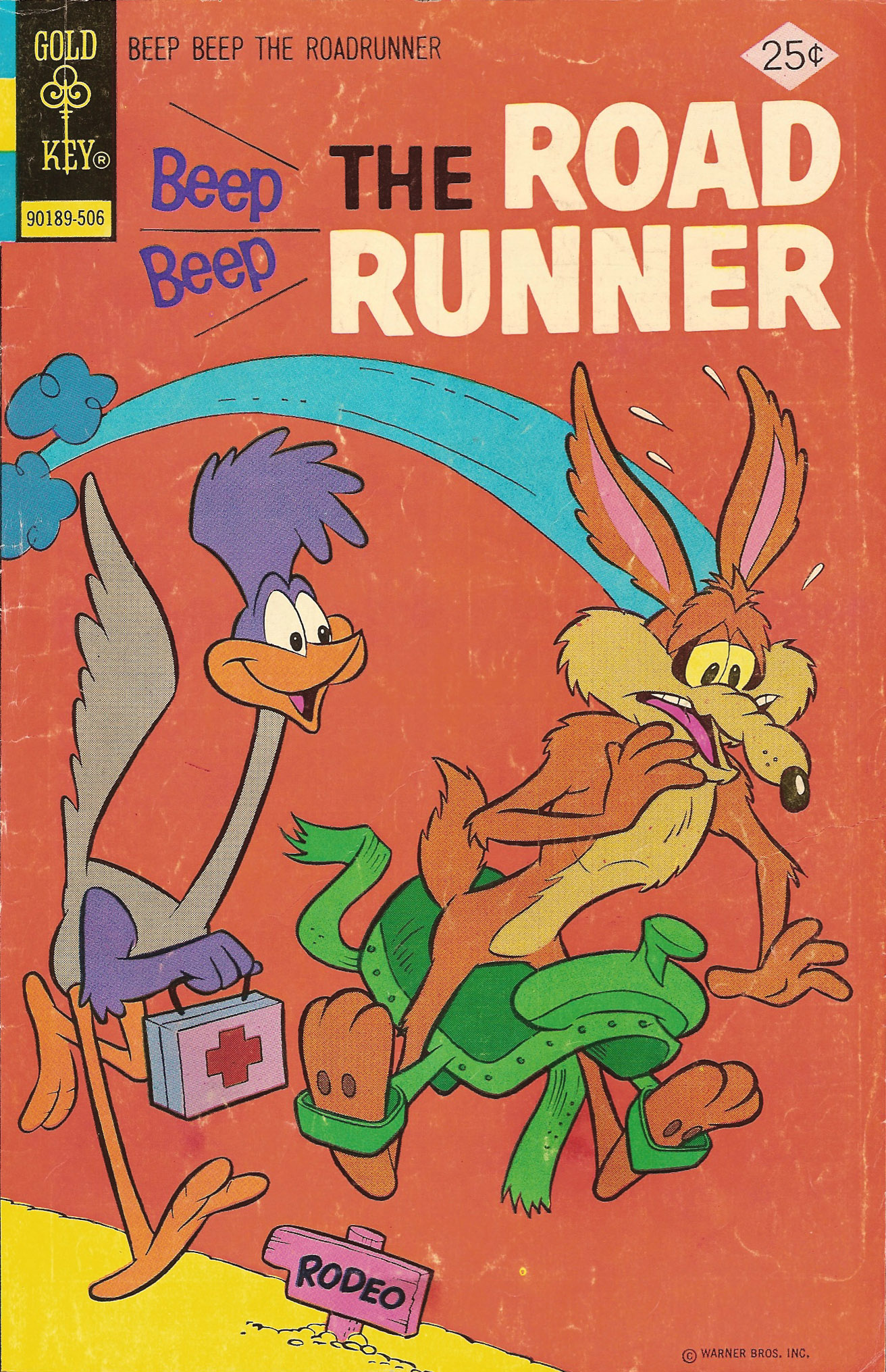 Beep Beep The Road Runner 50 Page 1