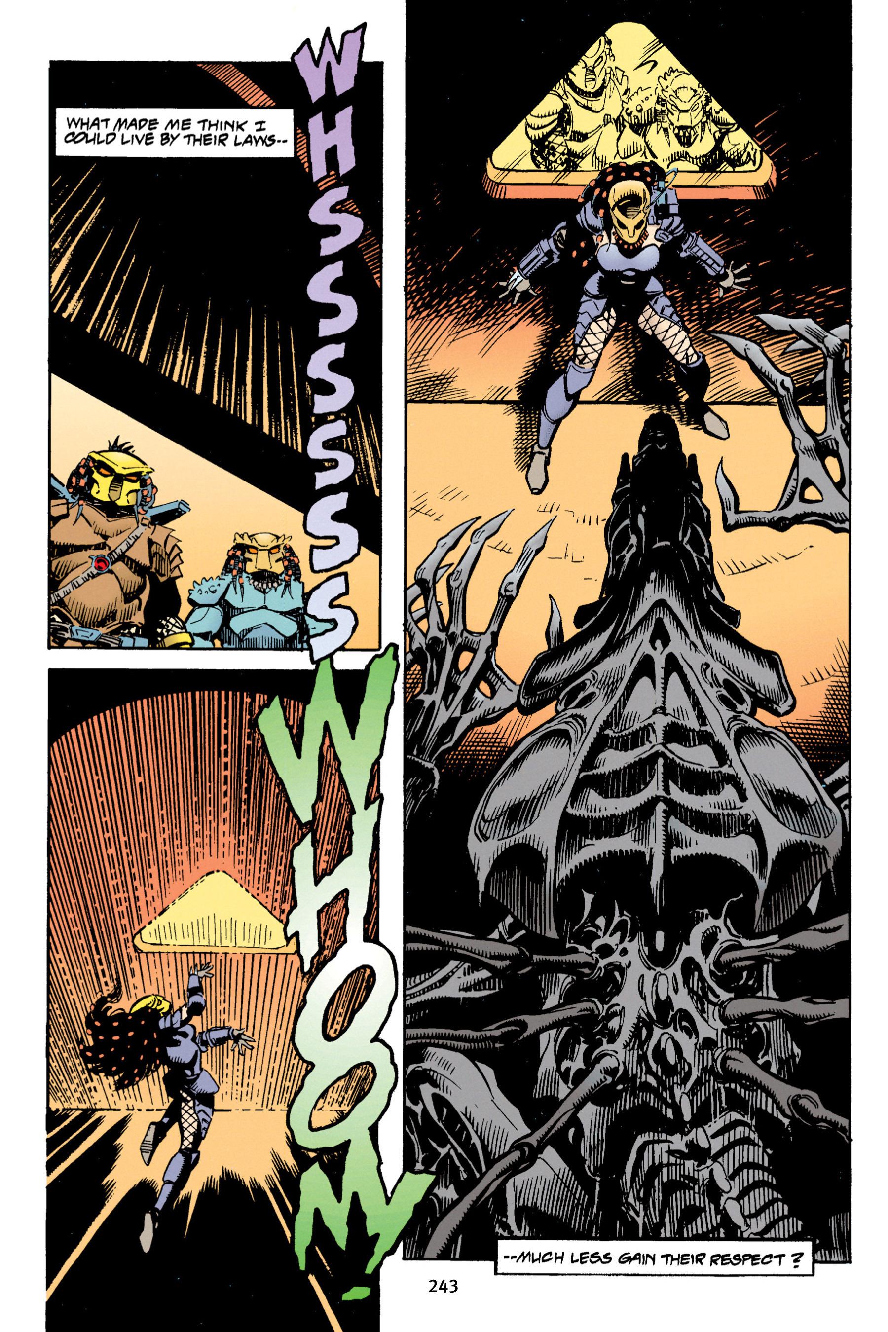 Read online Aliens vs. Predator Omnibus comic -  Issue # _TPB 1 Part 3 - 35