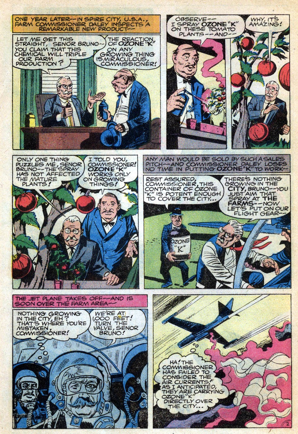 The Fly (1959) issue 3 - Page 4