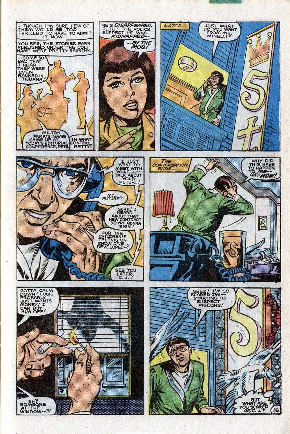 The Amazing Spider-Man (1963) _Annual_17 Page 20