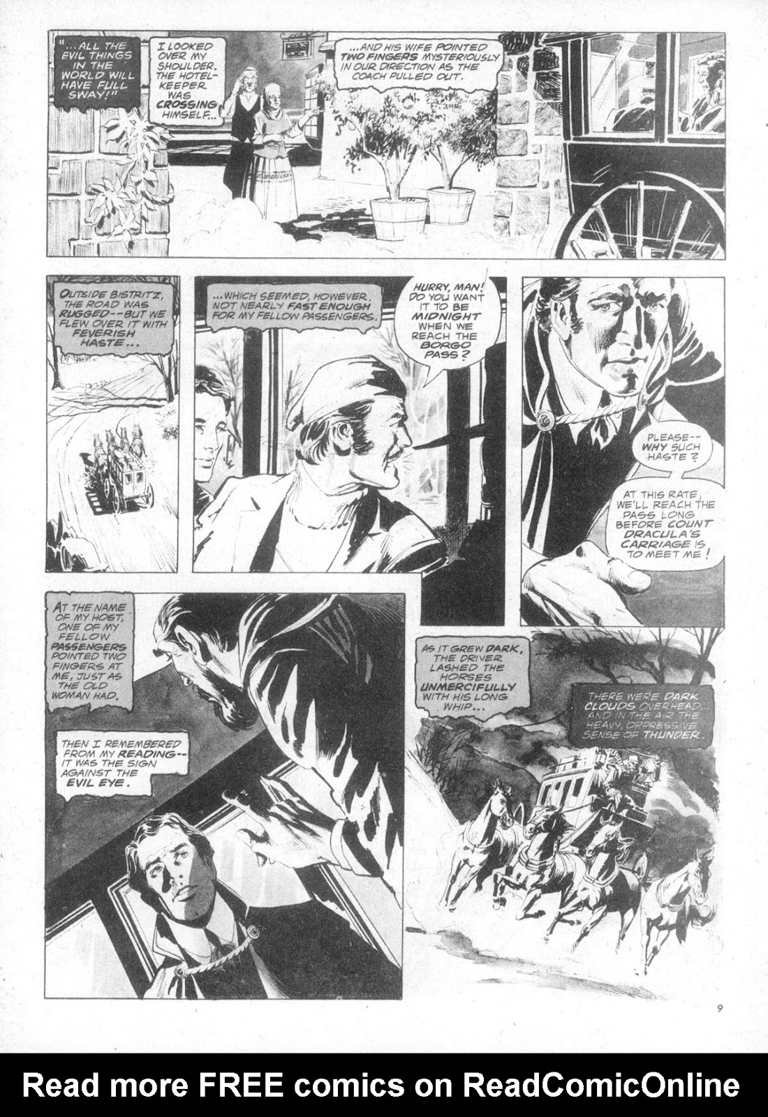 Dracula Lives issue 5 - Page 10