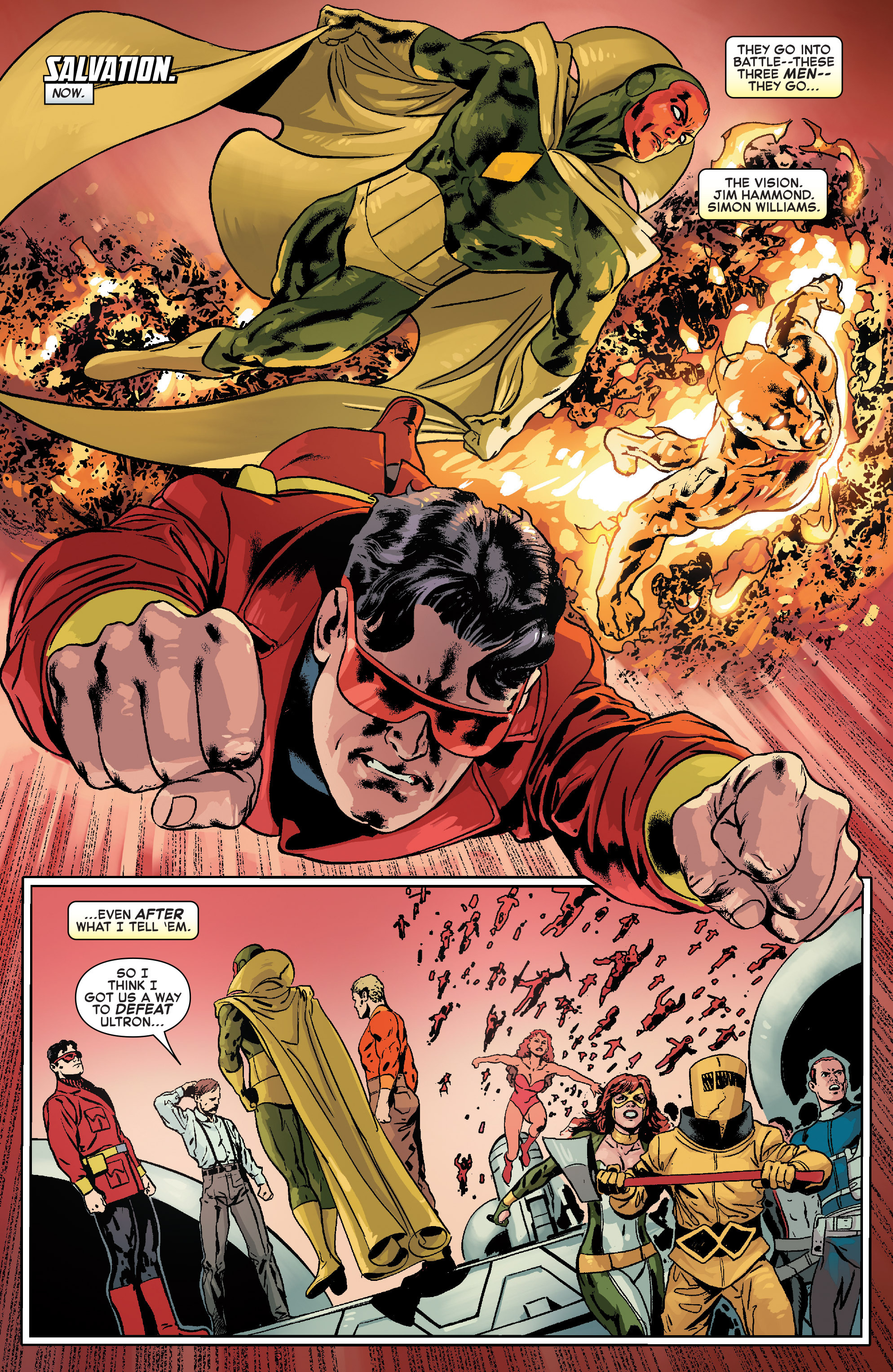 Read online Age of Ultron Vs. Marvel Zombies comic -  Issue #4 - 2