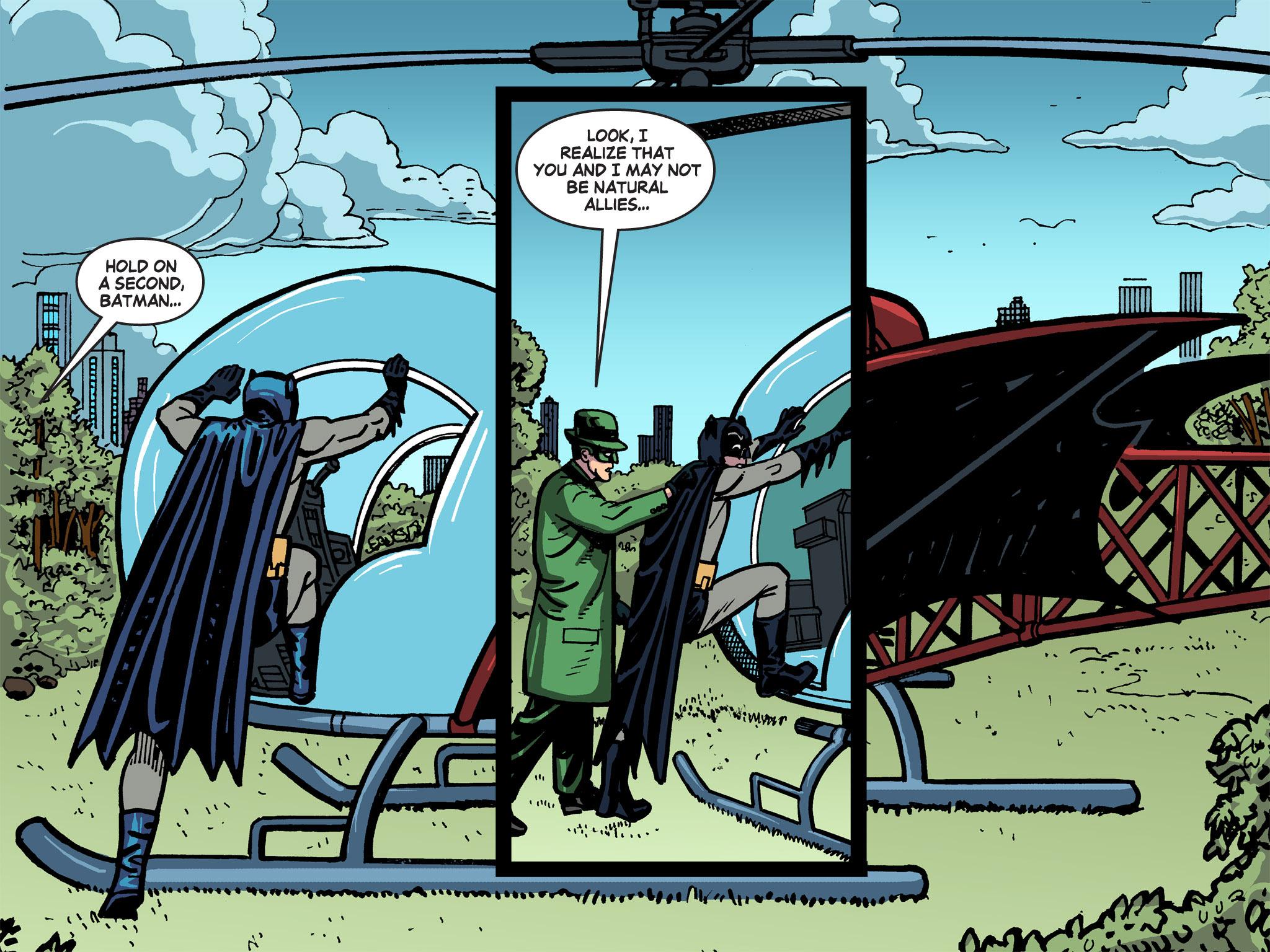 Read online Batman '66 Meets the Green Hornet [II] comic -  Issue #5 - 32