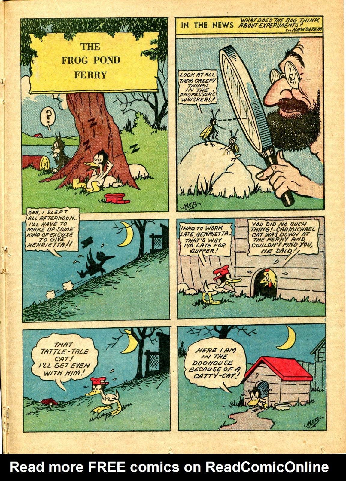 Read online Famous Funnies comic -  Issue #77 - 36