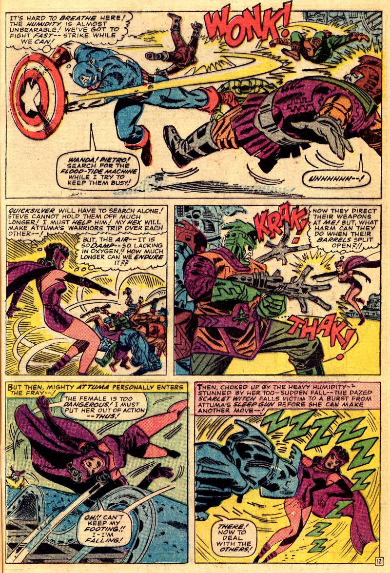 The Avengers (1963) 26 Page 16