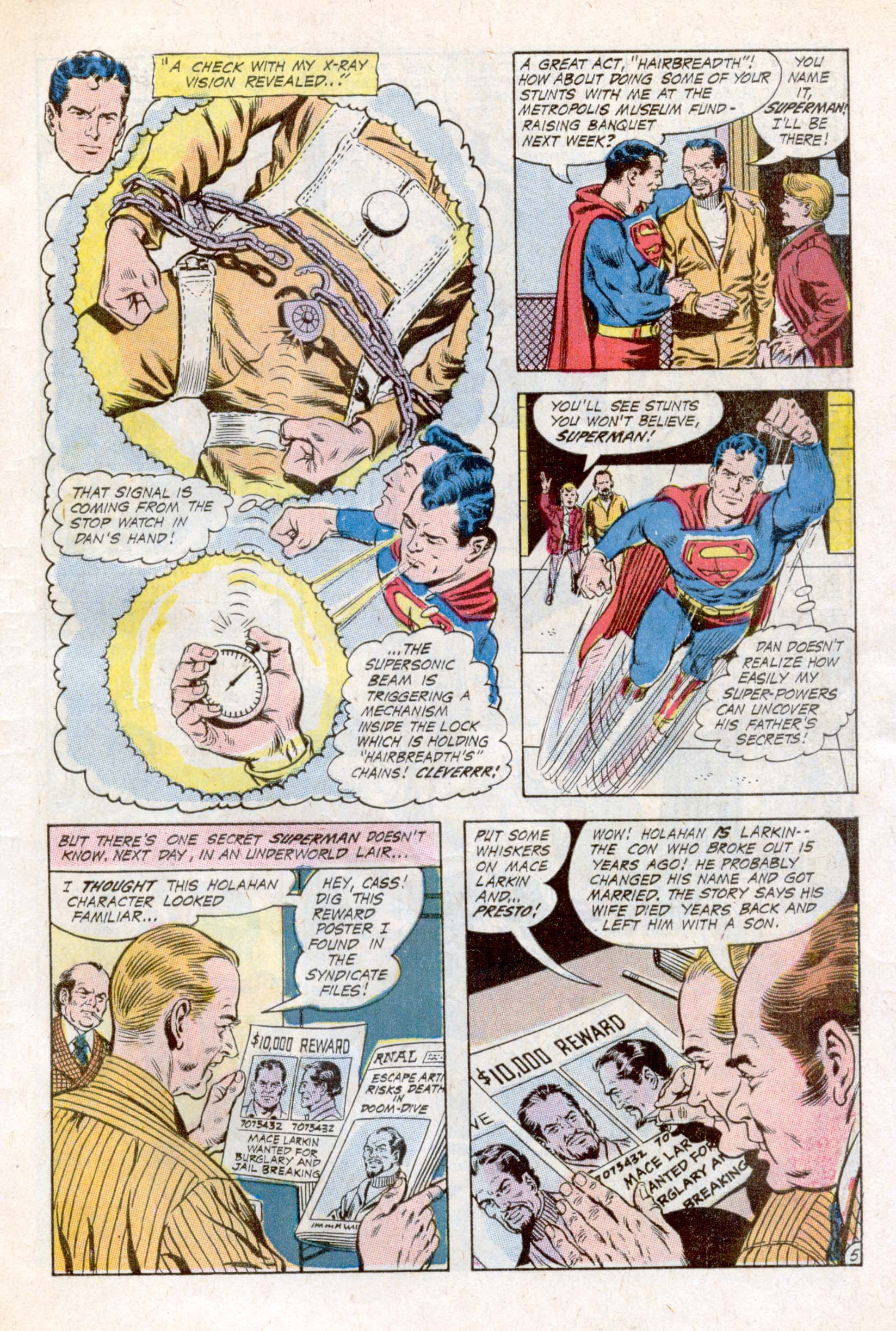 Read online Action Comics (1938) comic -  Issue #393 - 8