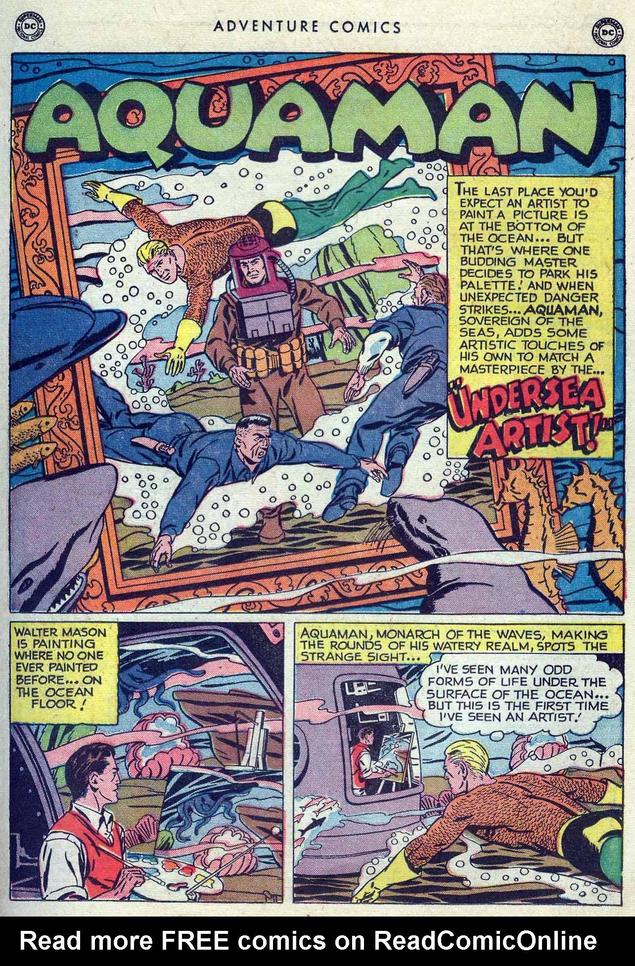 Read online Adventure Comics (1938) comic -  Issue #149 - 15