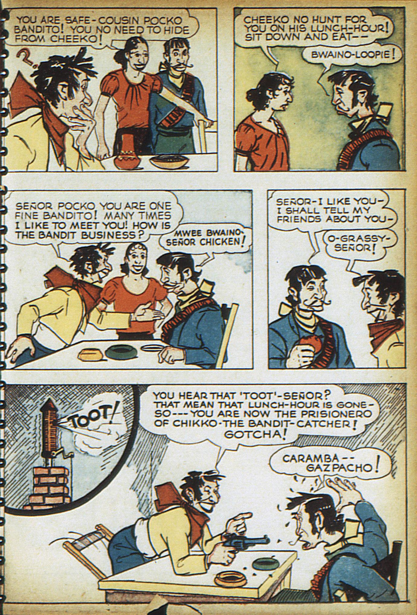 Read online Adventure Comics (1938) comic -  Issue #18 - 44