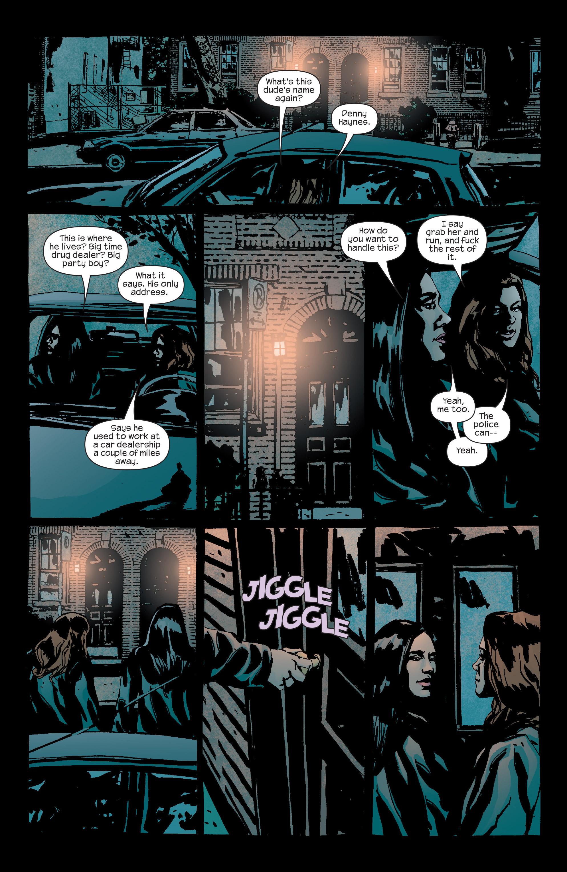 Read online Alias comic -  Issue #20 - 13