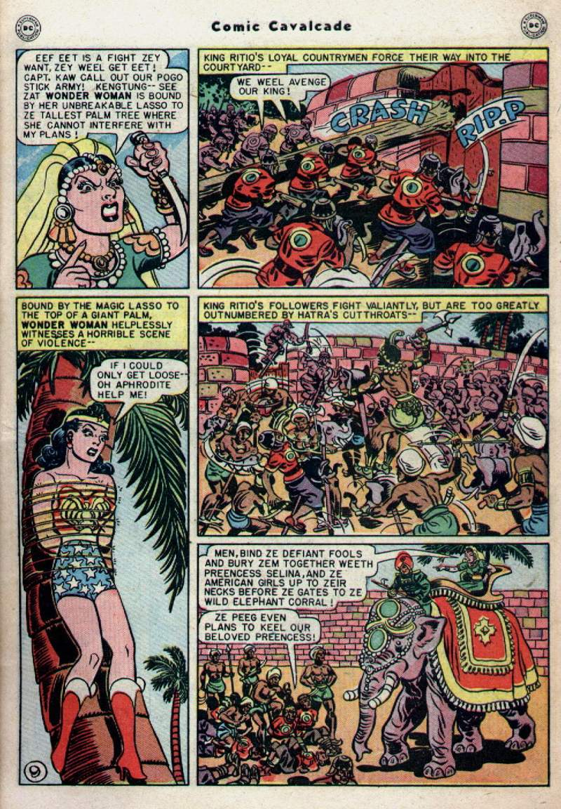 Comic Cavalcade issue 28 - Page 11