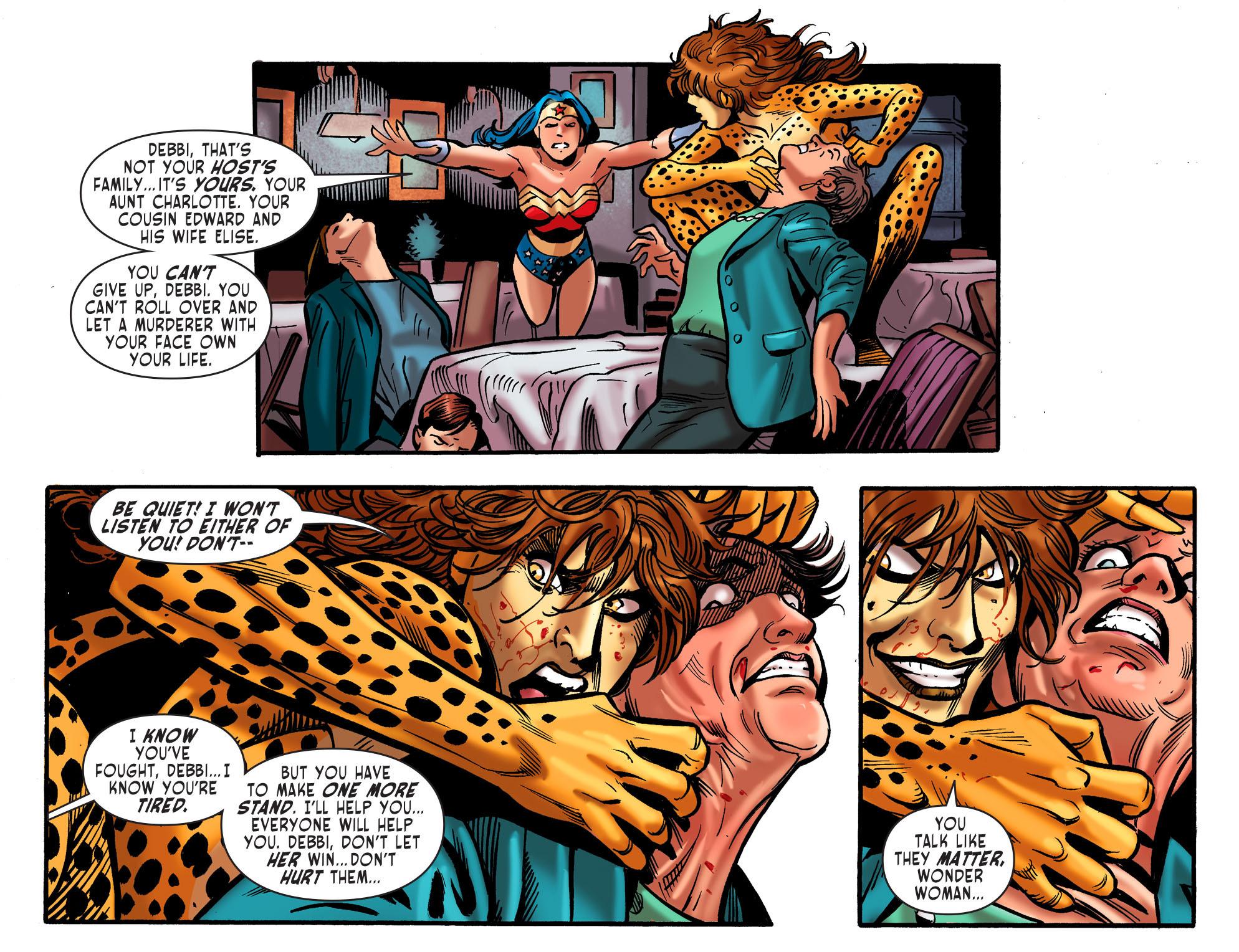 Read online Sensation Comics Featuring Wonder Woman comic -  Issue #41 - 20
