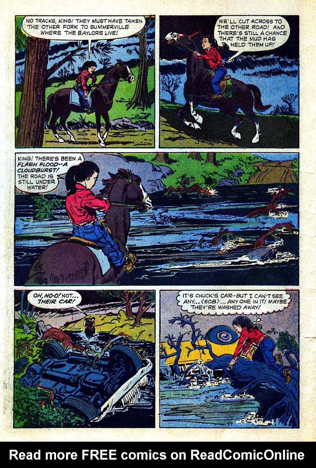 Four Color Comics issue 1195 - Page 6