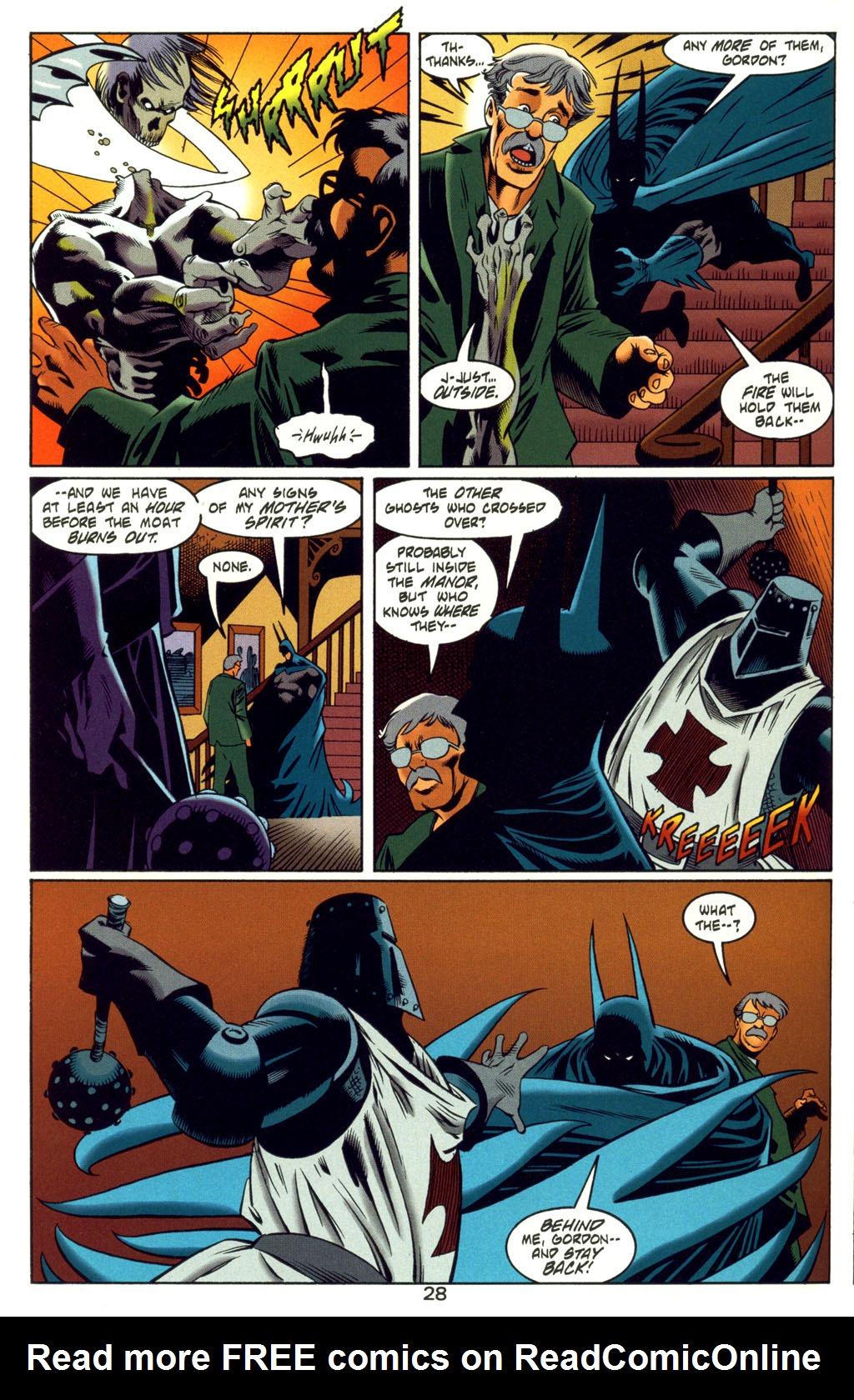 Read online Batman: Haunted Gotham comic -  Issue #4 - 28