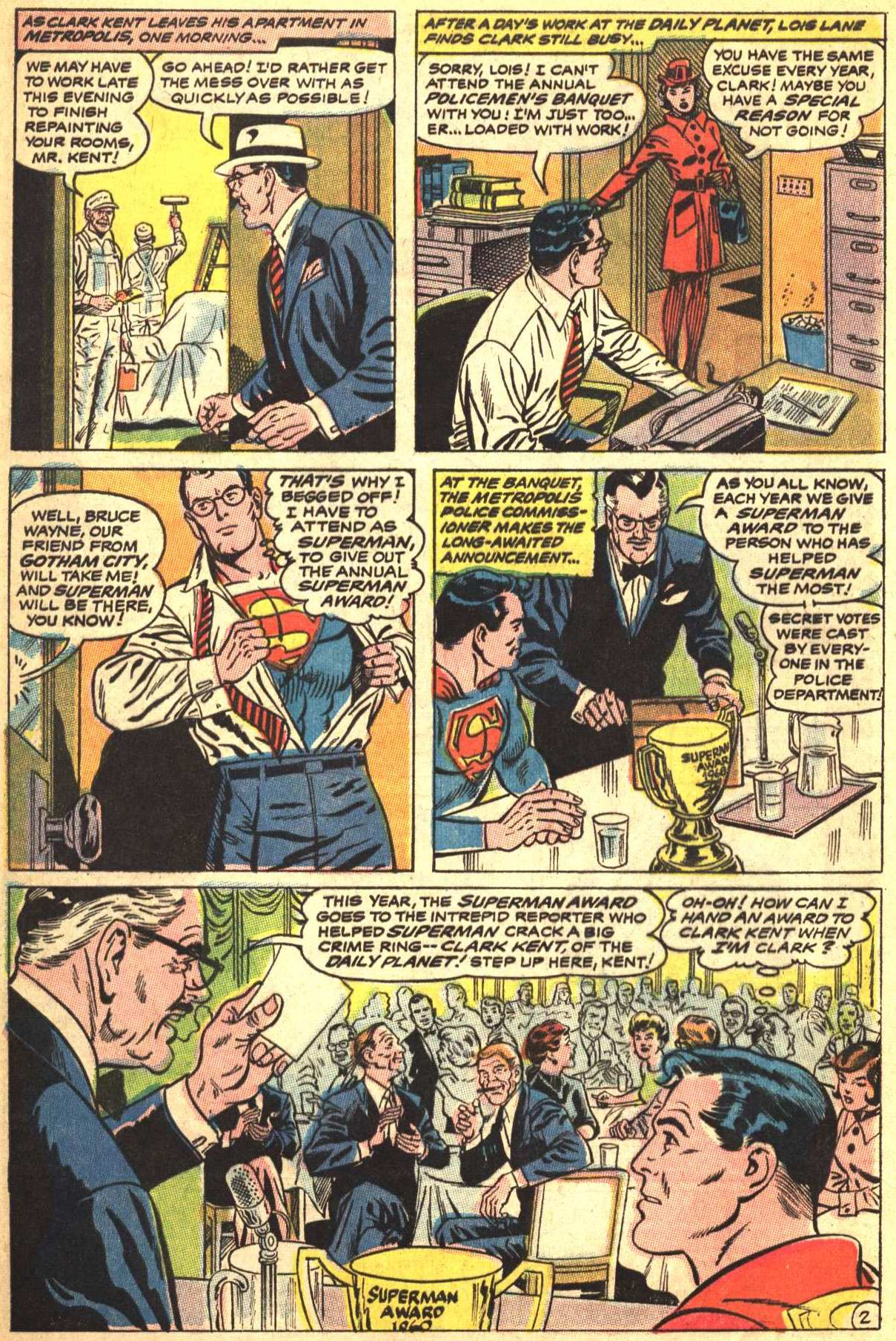 Read online Action Comics (1938) comic -  Issue #367 - 4