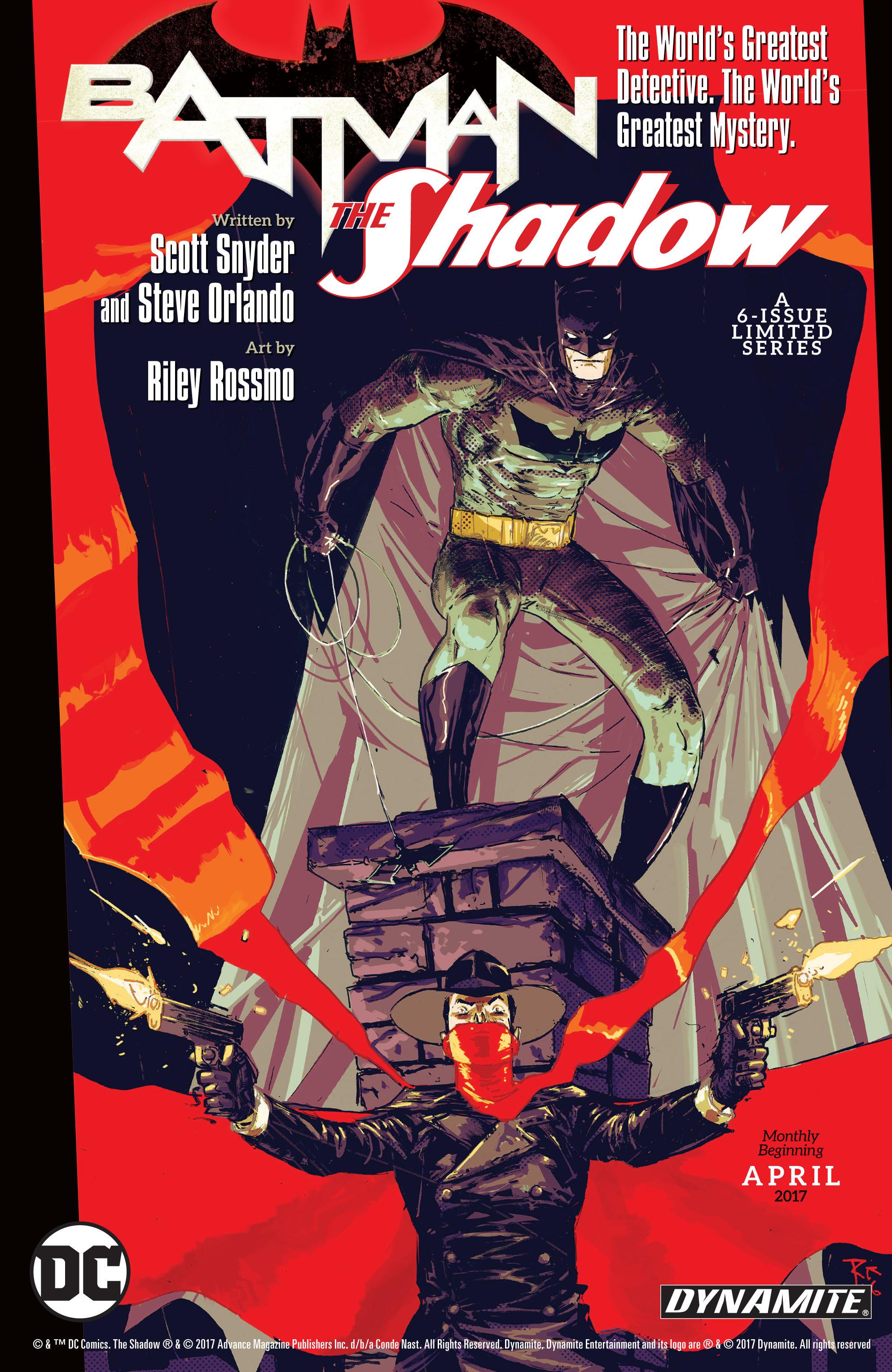 Read online Green Arrow (2016) comic -  Issue #21 - 2