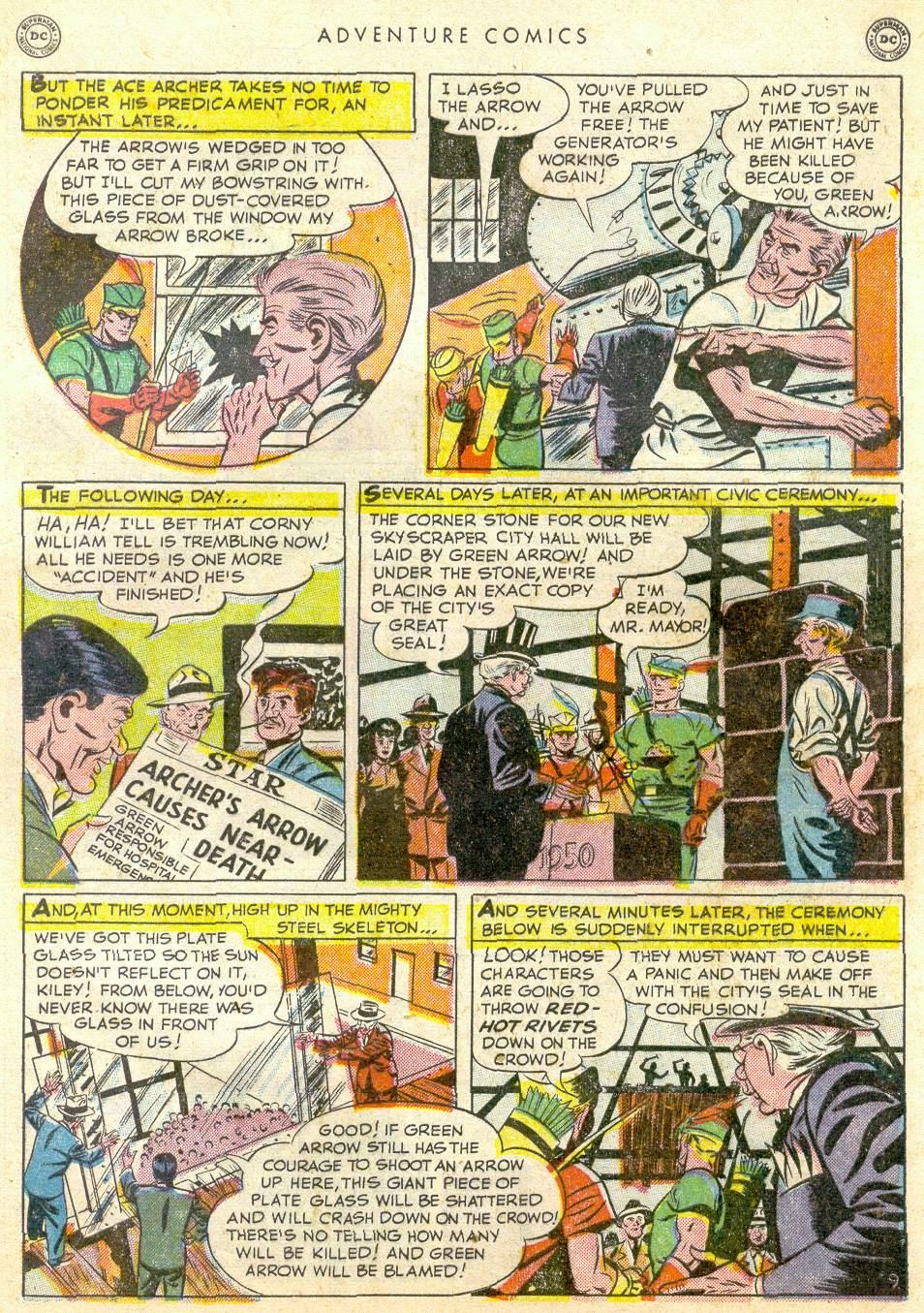 Read online Adventure Comics (1938) comic -  Issue #161 - 47