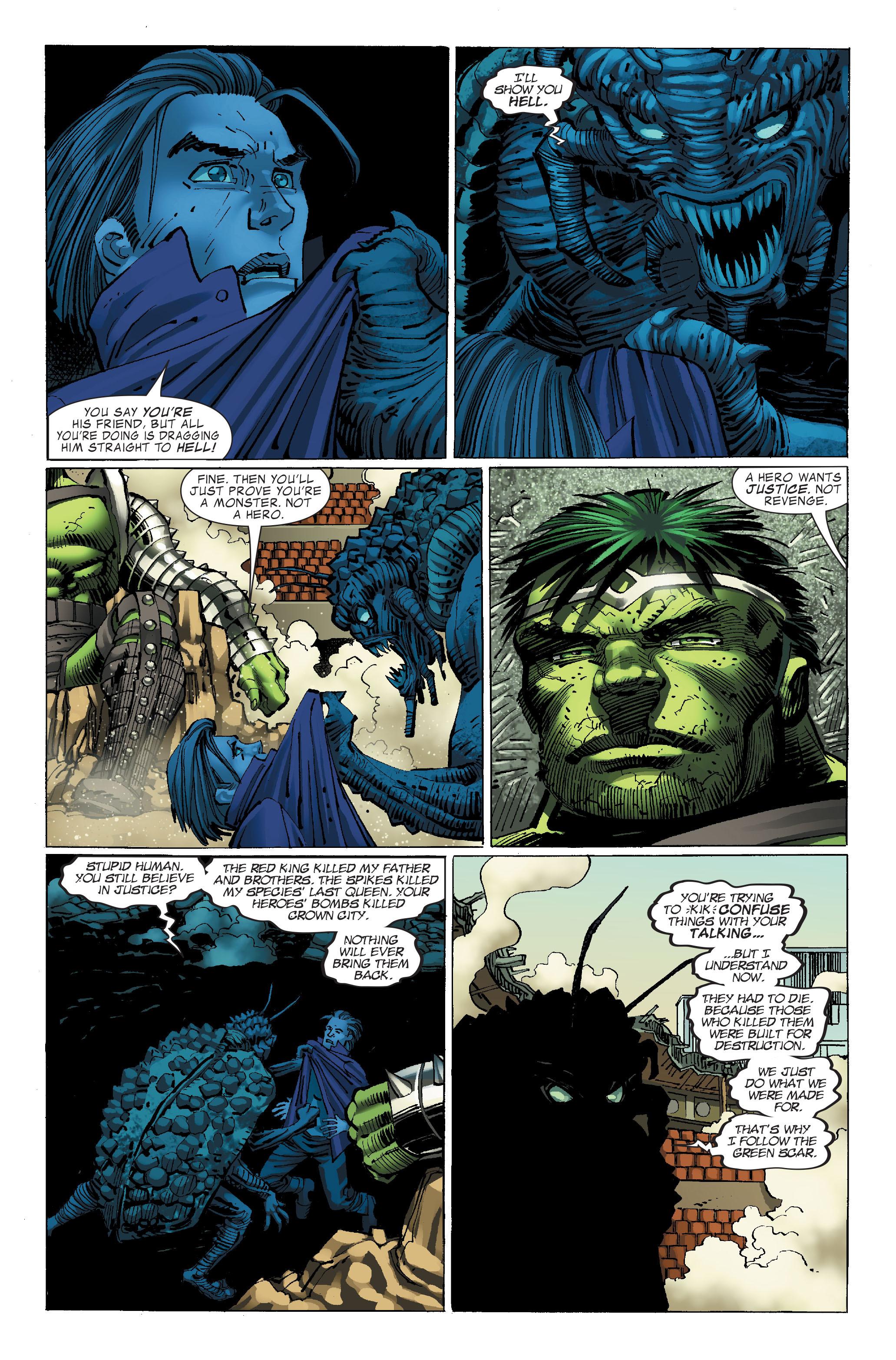 Read online World War Hulk comic -  Issue #3 - 37