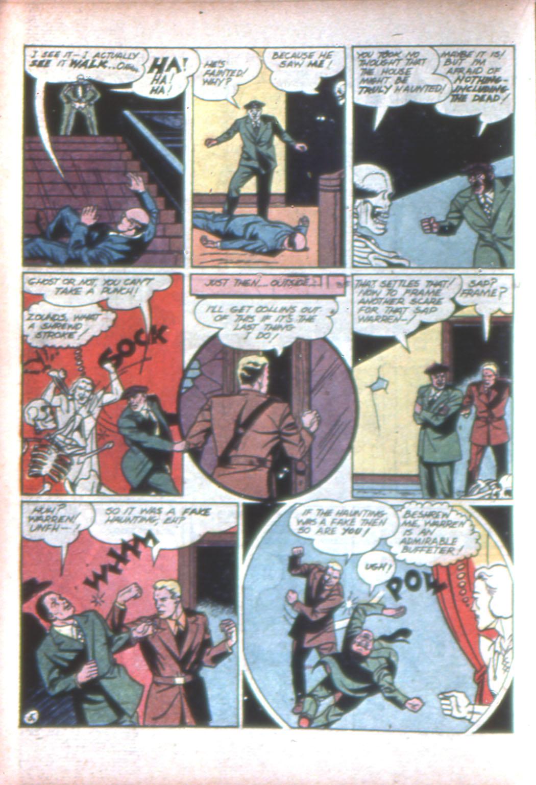 Read online Sensation (Mystery) Comics comic -  Issue #15 - 30