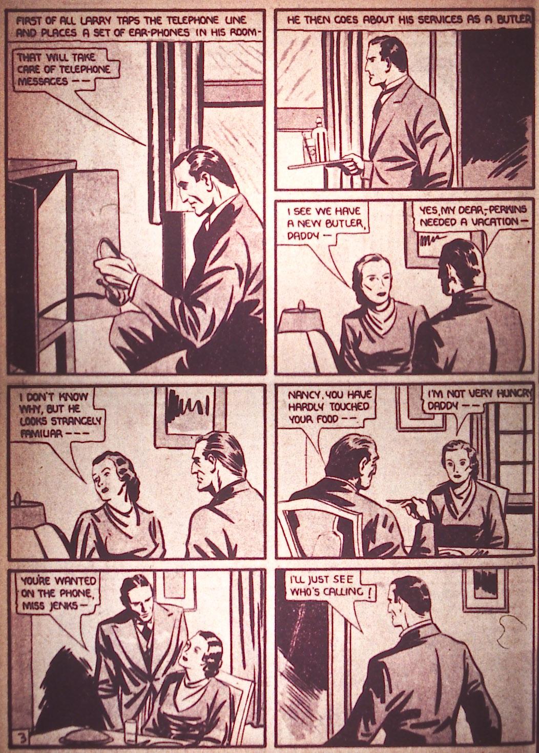 Read online Detective Comics (1937) comic -  Issue #12 - 18