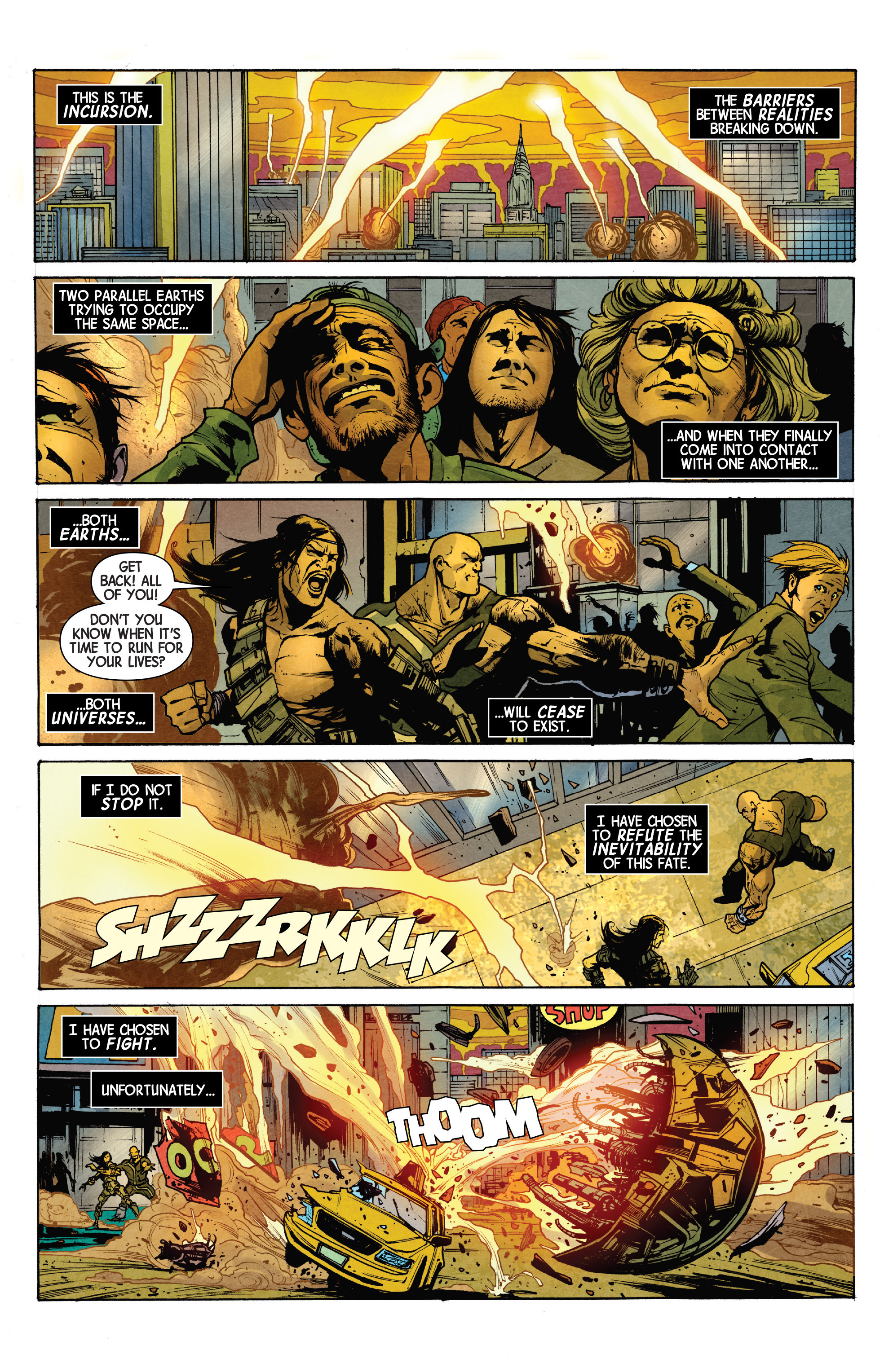 Read online Secret Wars: Last Days of the Marvel Universe comic -  Issue # TPB (Part 1) - 154