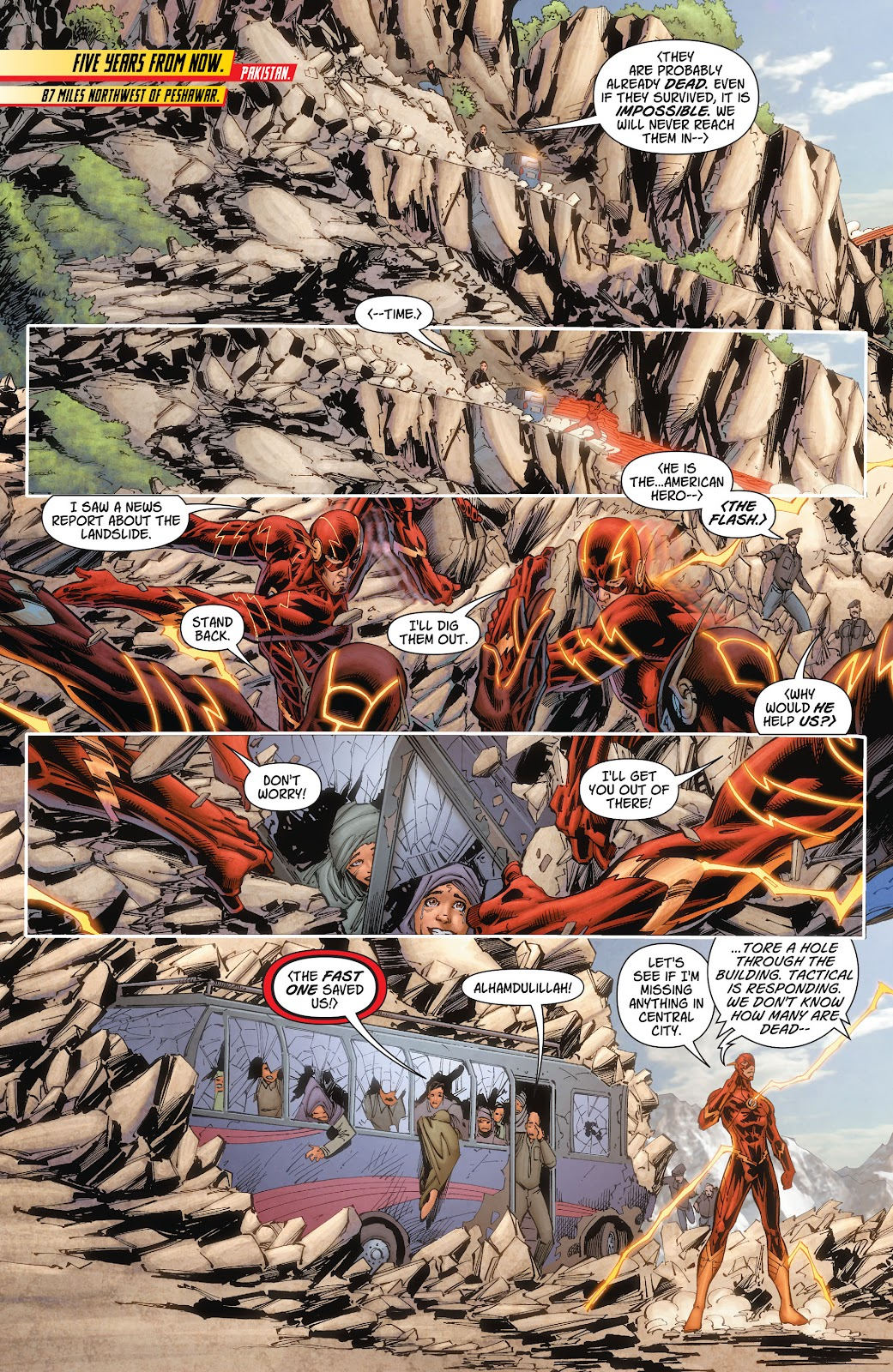Read online The Flash (2011) comic -  Issue # _TPB 6 (Part 2) - 40
