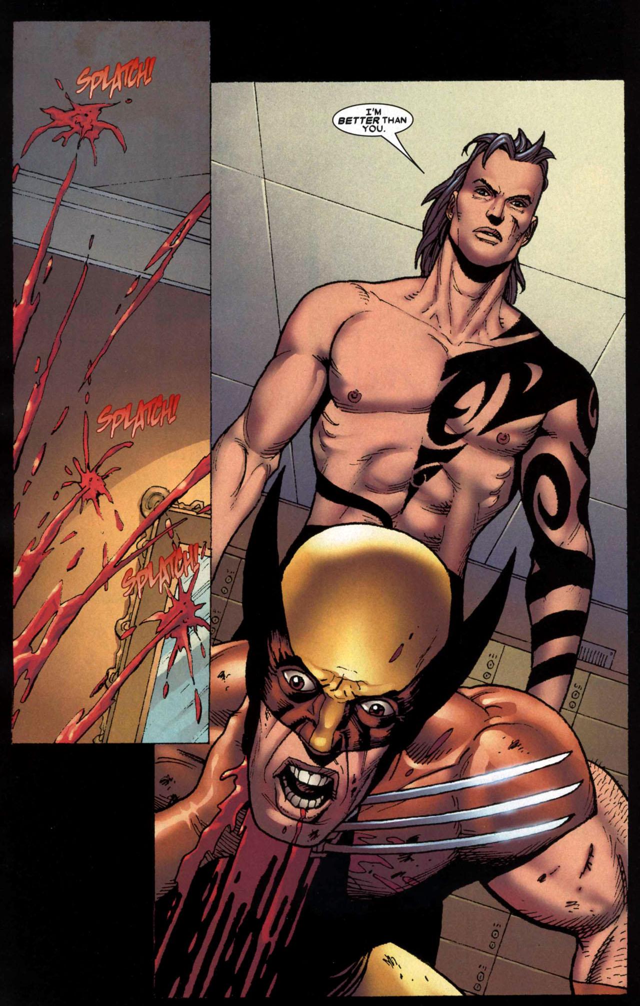 Read online Wolverine: Origins comic -  Issue #13 - 21
