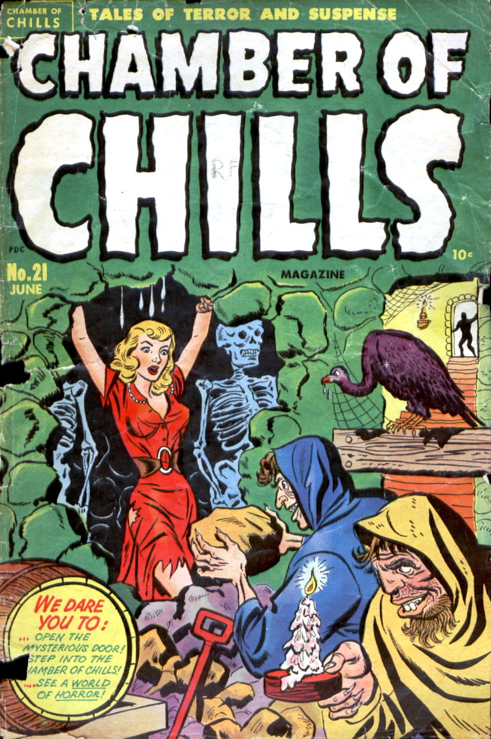 Chamber of Chills (1951) 1 Page 1