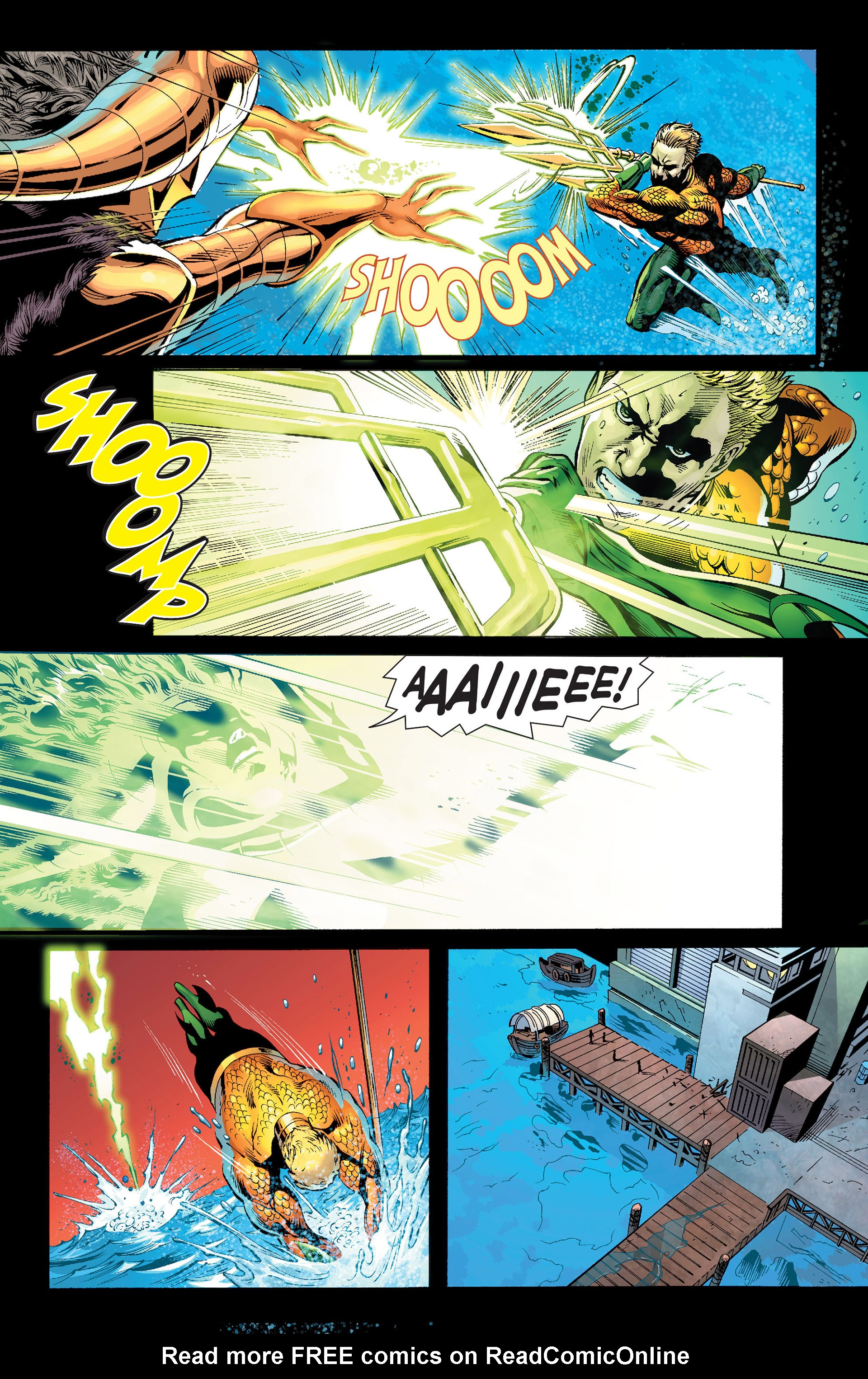 Read online Aquaman (2011) comic -  Issue #Aquaman (2011) _Annual 1 - 36