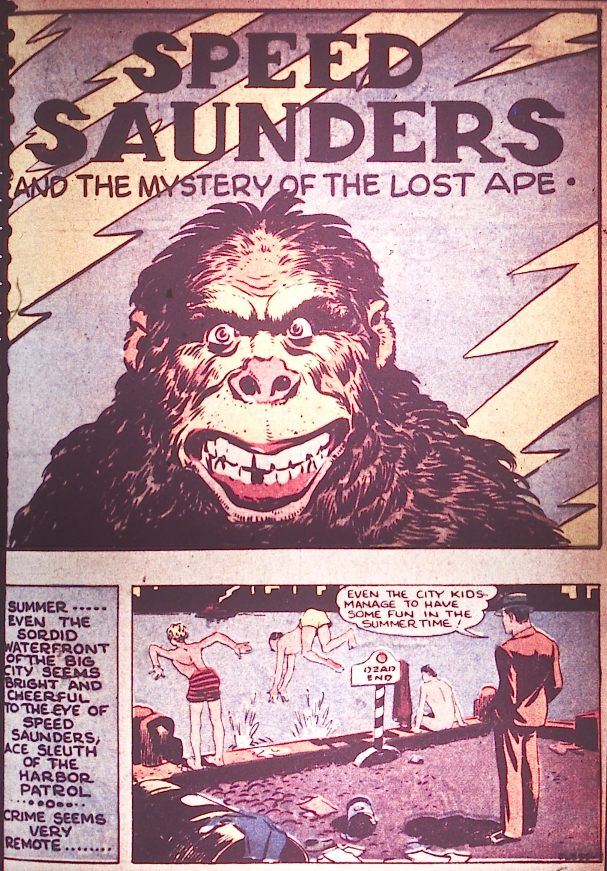 Detective Comics (1937) 6 Page 2