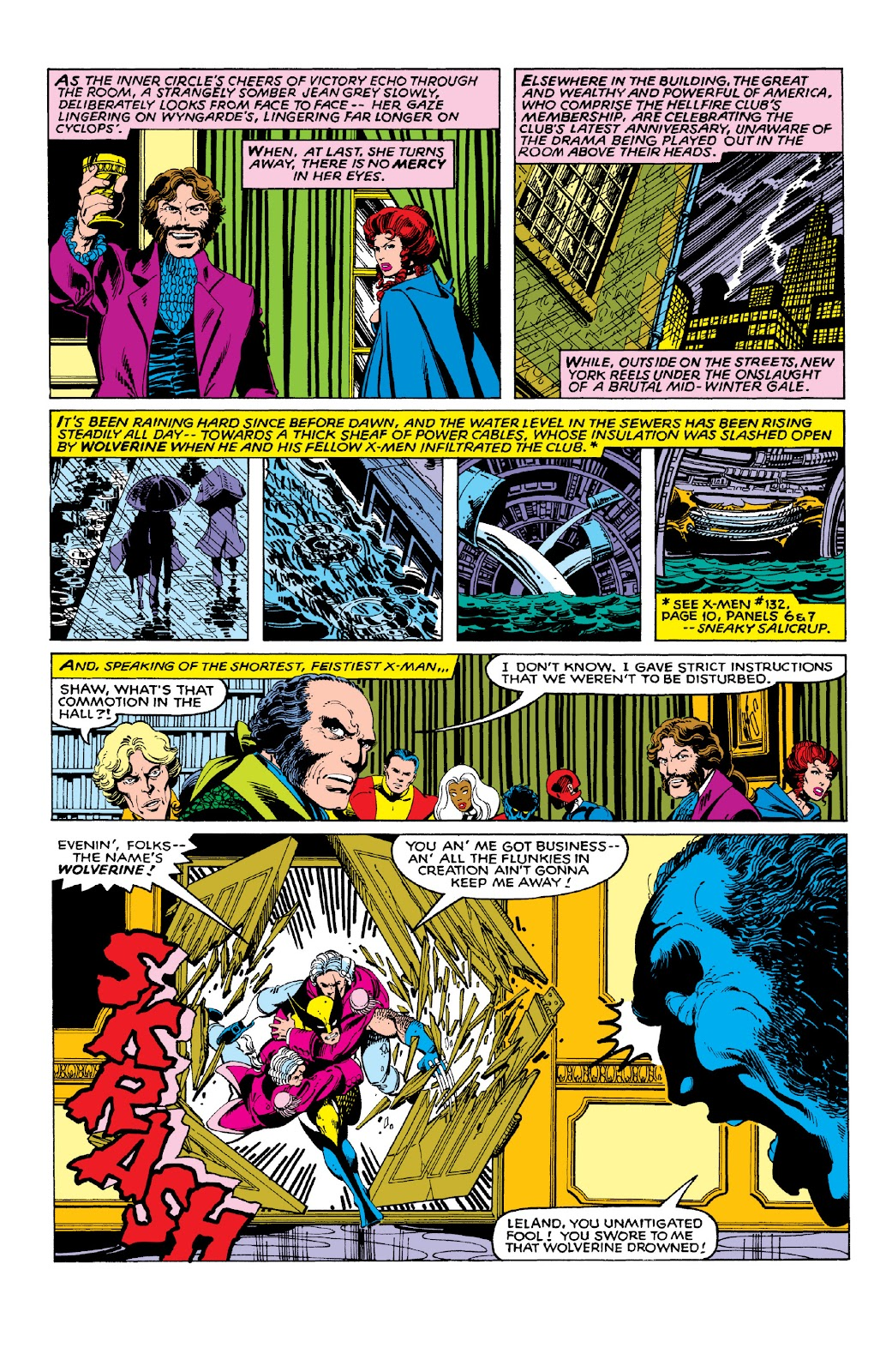 Read online X-Men Milestones: Dark Phoenix Saga comic -  Issue # TPB (Part 1) - 98