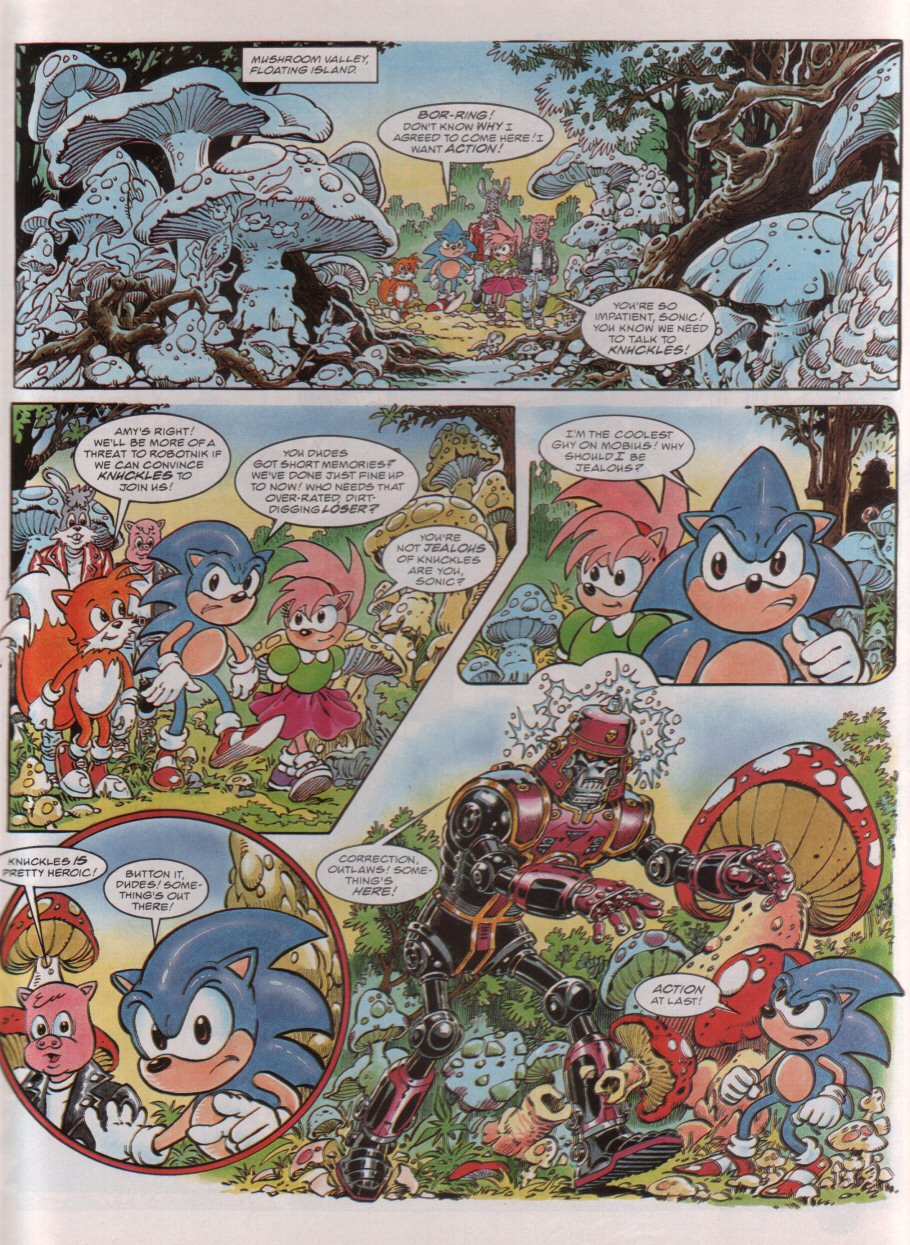 Read online Sonic the Comic comic -  Issue #54 - 5