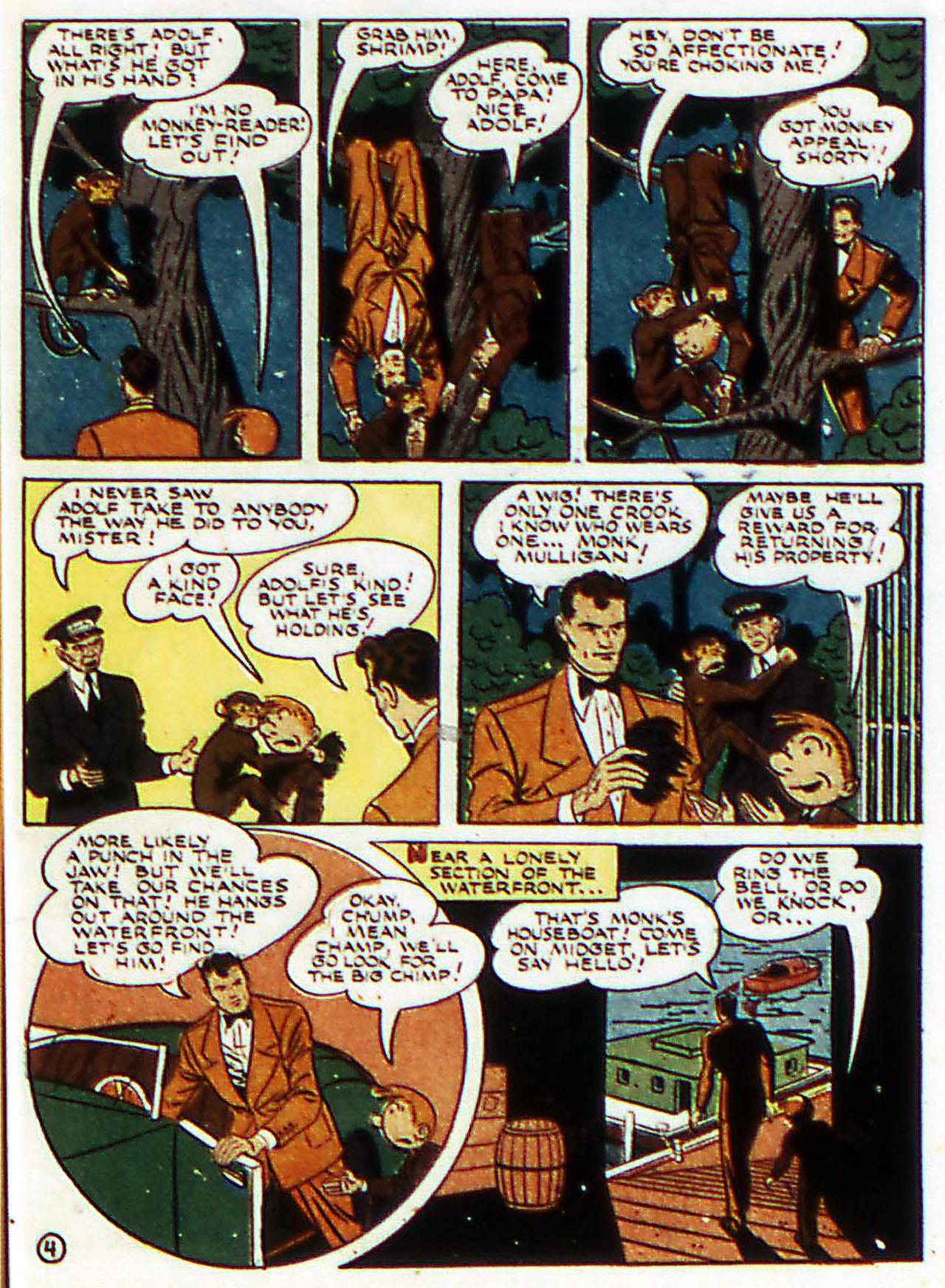 Read online Detective Comics (1937) comic -  Issue #72 - 62