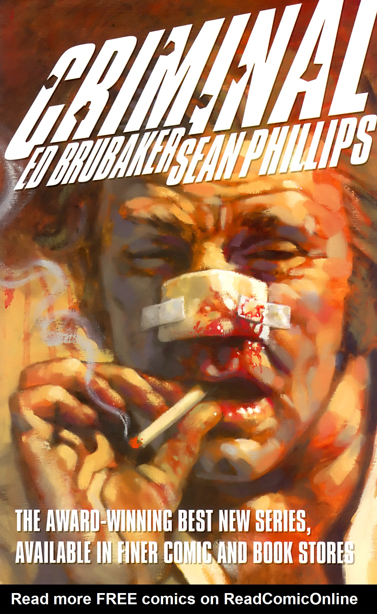 Read online Criminal (2008) comic -  Issue #4 - 37