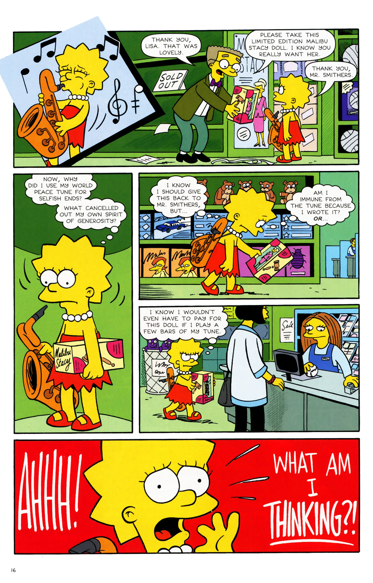 Read online Simpsons Comics comic -  Issue #170 - 12