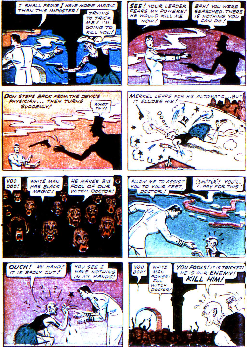 Read online Adventure Comics (1938) comic -  Issue #43 - 48