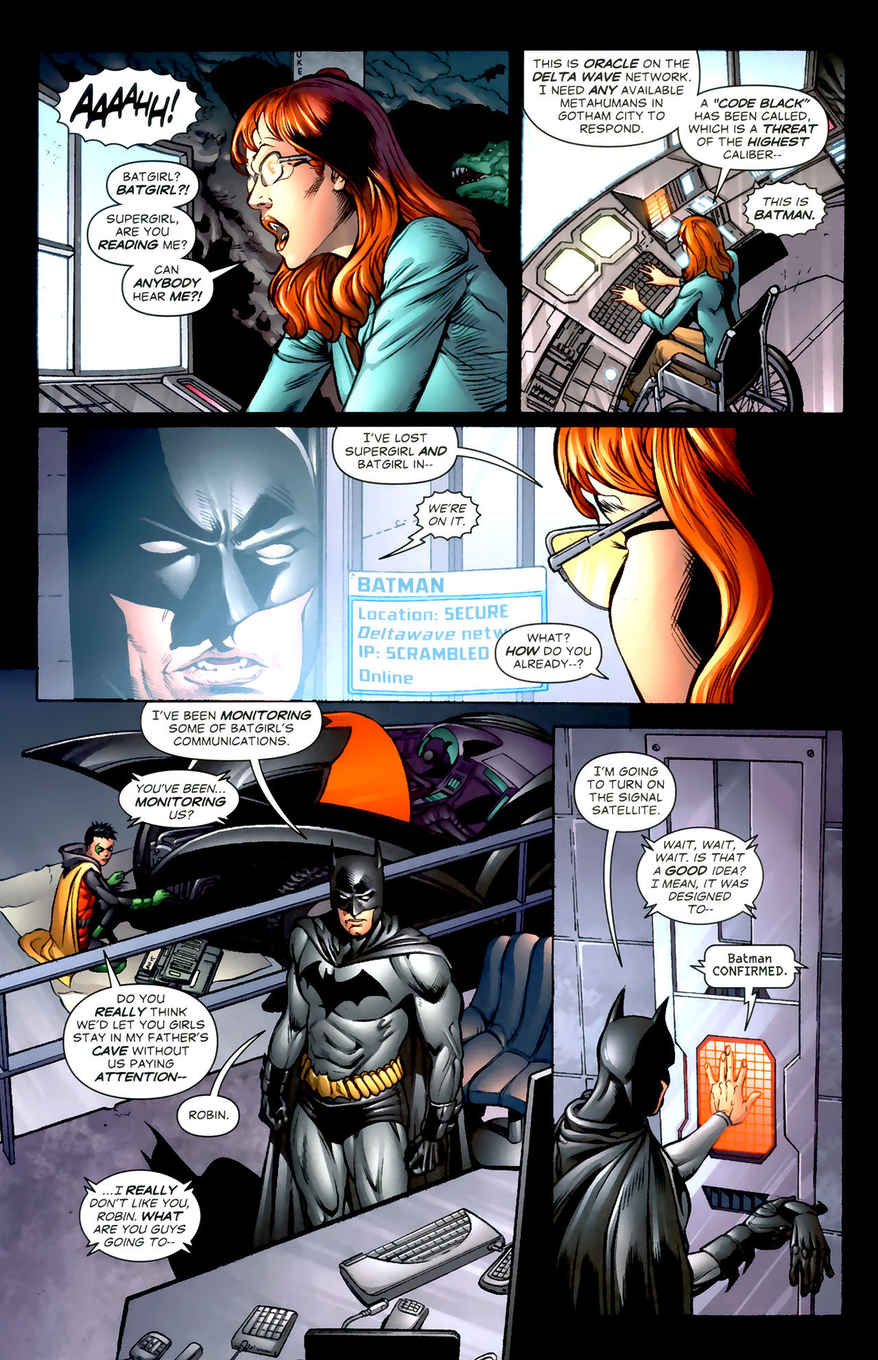 Read online World's Finest (2009) comic -  Issue #3 - 20