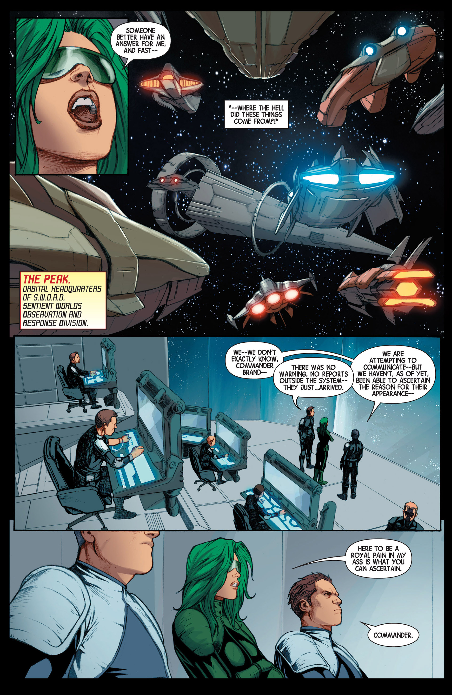 Read online Avengers (2013) comic -  Issue #15 - 19