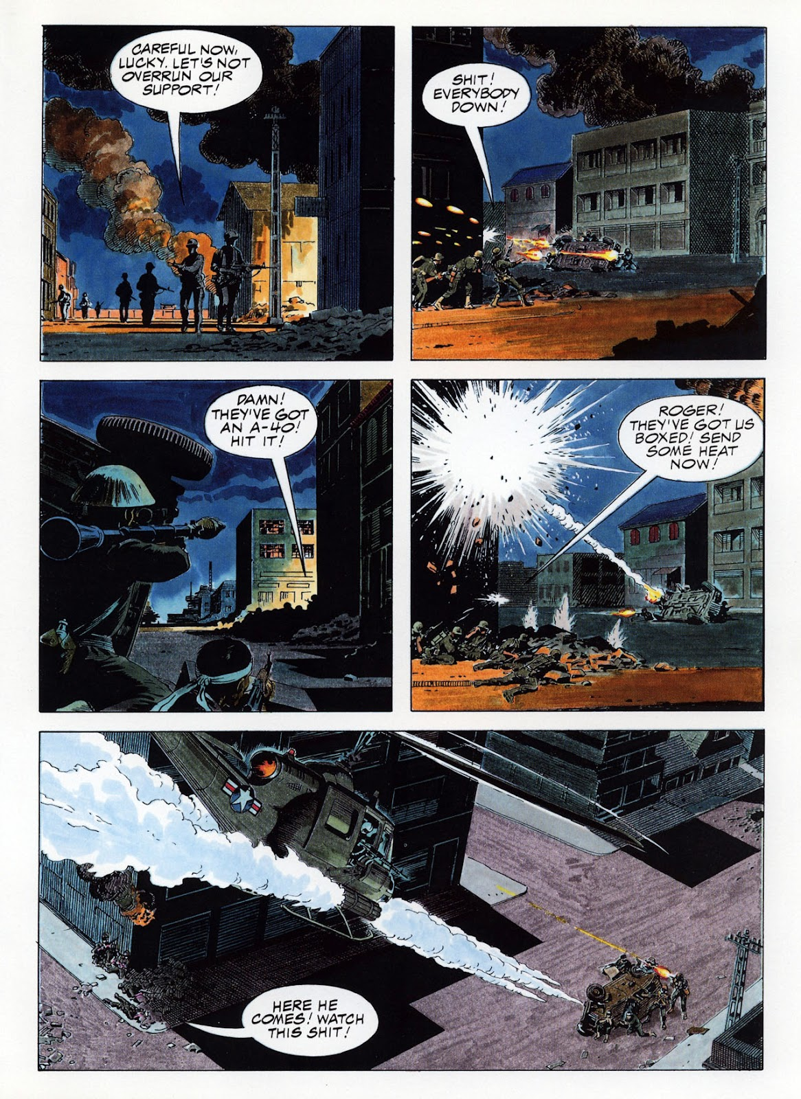 Epic Graphic Novel: Hearts and Minds issue Full - Page 55