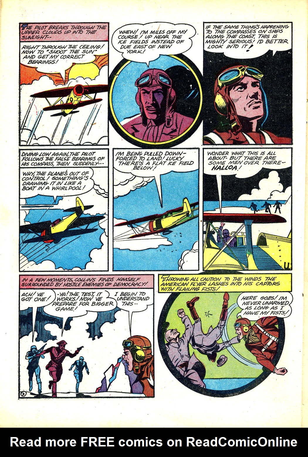 Read online Sensation (Mystery) Comics comic -  Issue #12 - 26