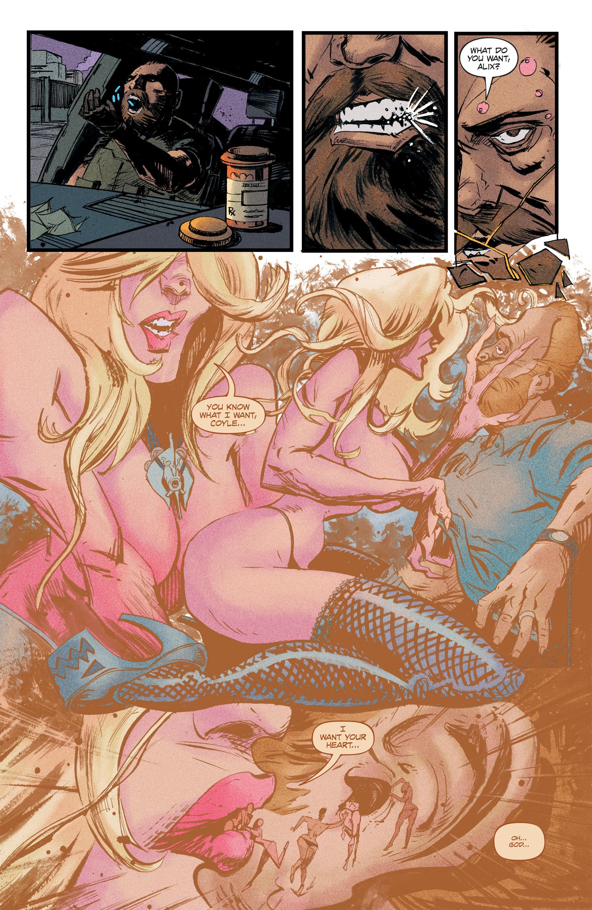 Read online Redline comic -  Issue #2 - 8
