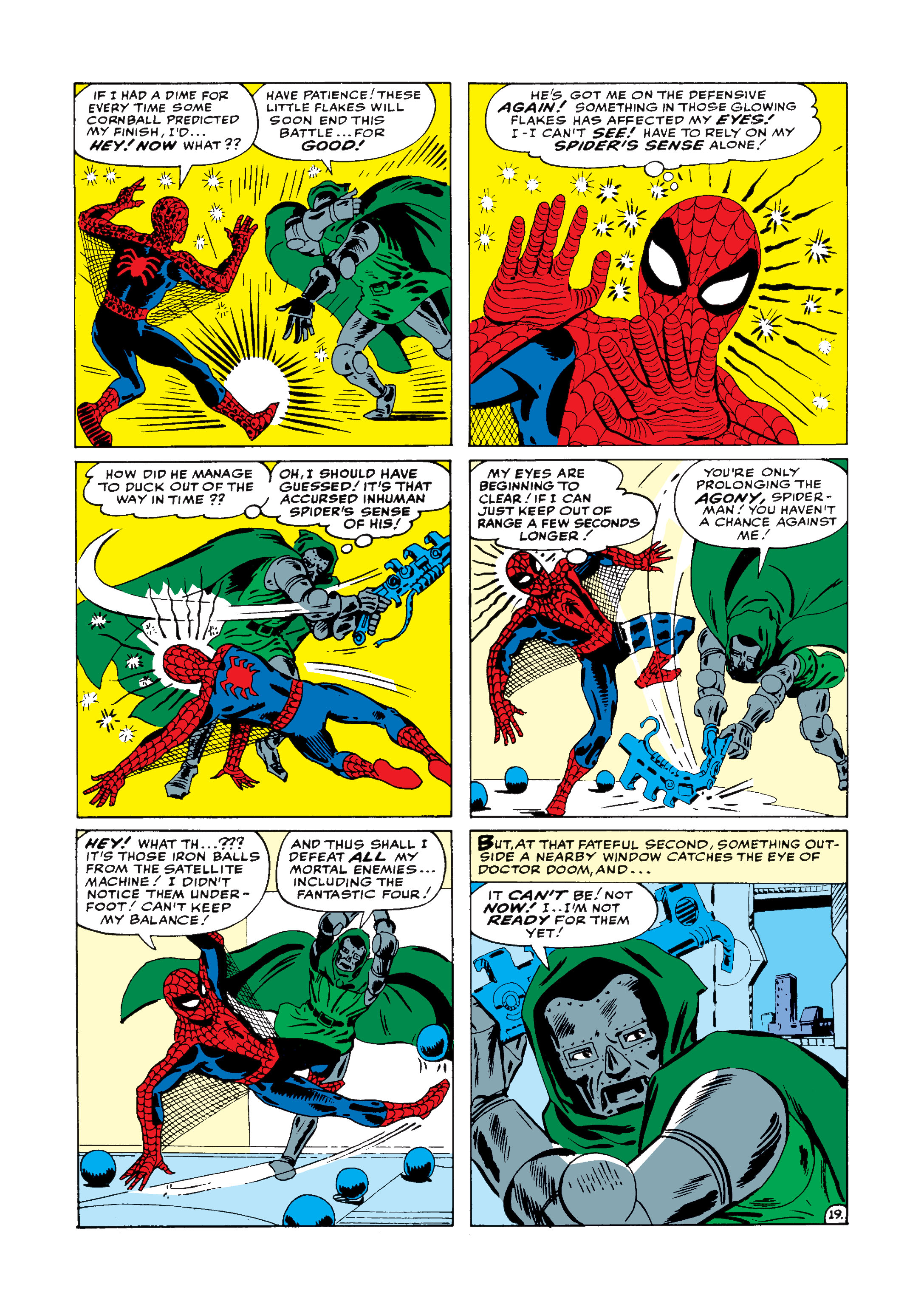 The Amazing Spider-Man (1963) 5 Page 19