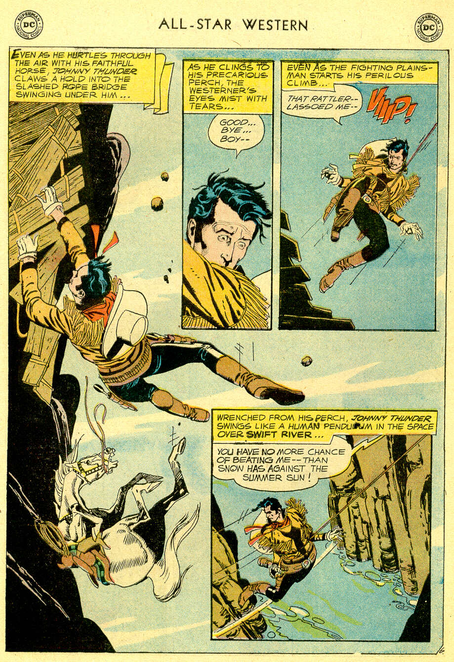 Read online All-Star Western (1951) comic -  Issue #103 - 29