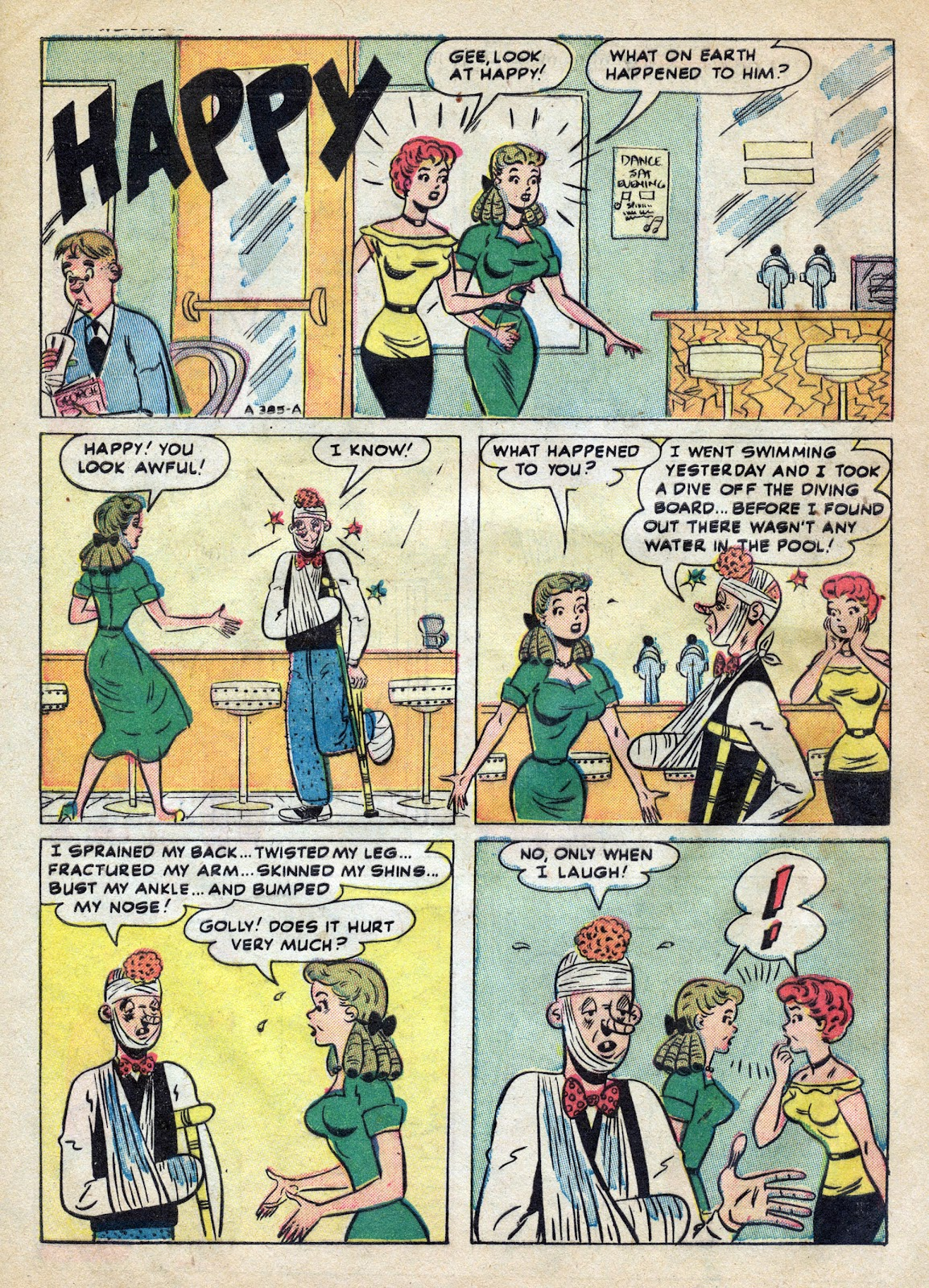 Georgie Comics (1949) issue 39 - Page 8