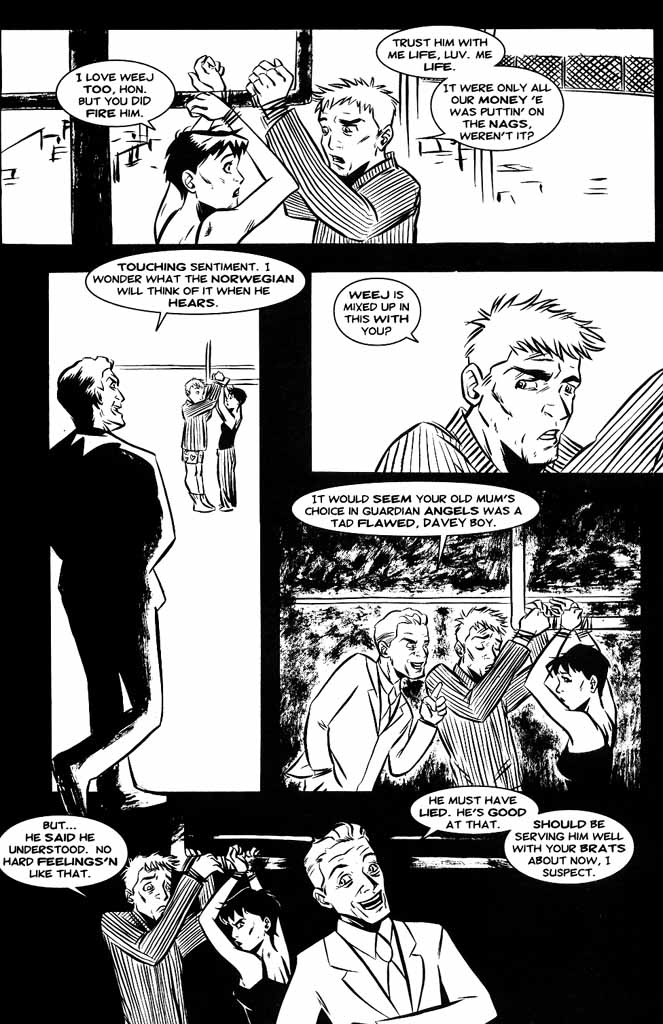 Read online Hopeless Savages comic -  Issue #3 - 13