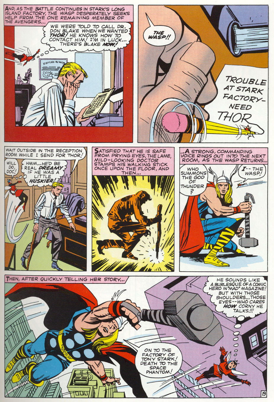 The Avengers (1963) 2 Page 19