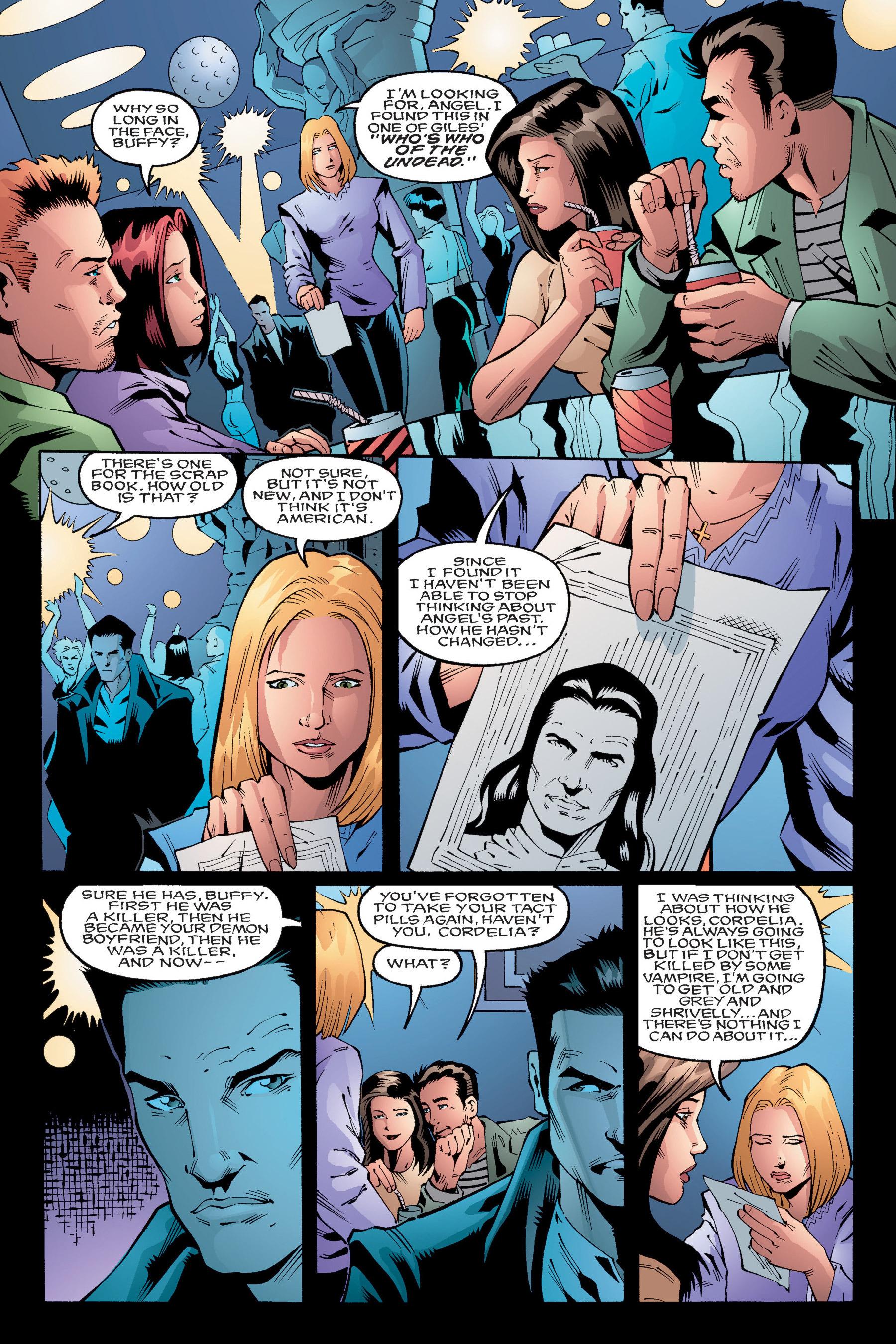 Read online Buffy the Vampire Slayer: Omnibus comic -  Issue # TPB 4 - 30