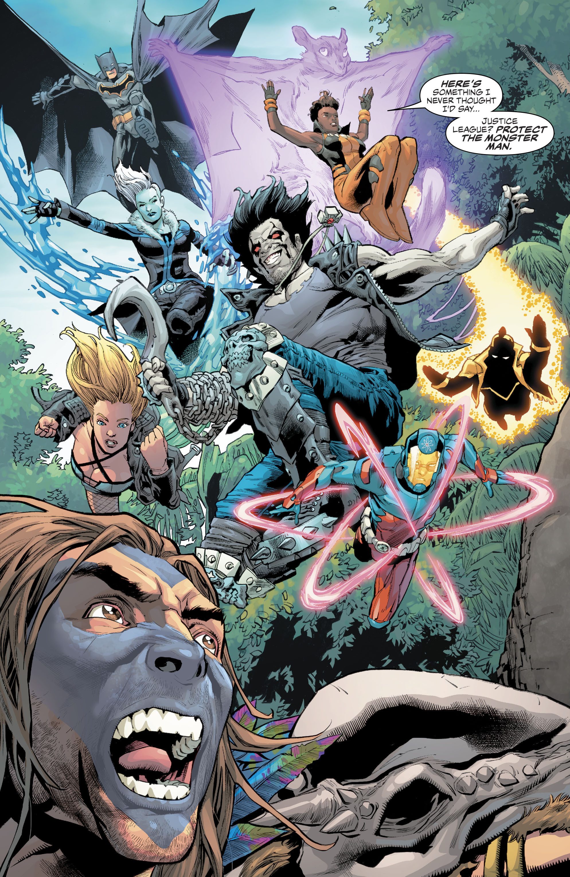 Read online Justice League of America (2017) comic -  Issue #8 - 7