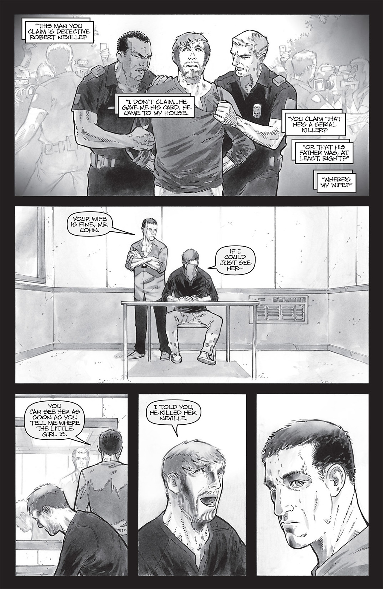 Read online Echoes comic -  Issue # TPB - 119