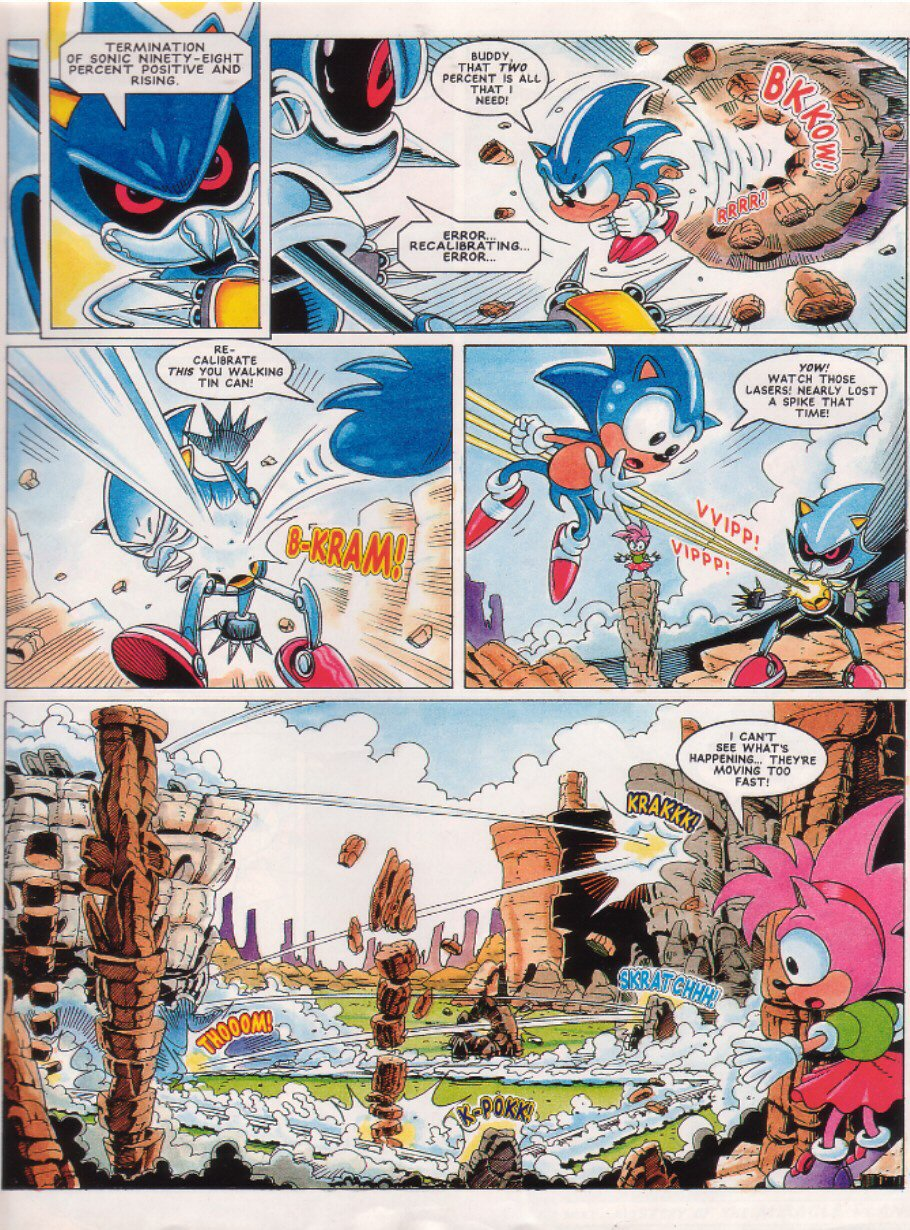 Read online Sonic the Comic comic -  Issue #26 - 7